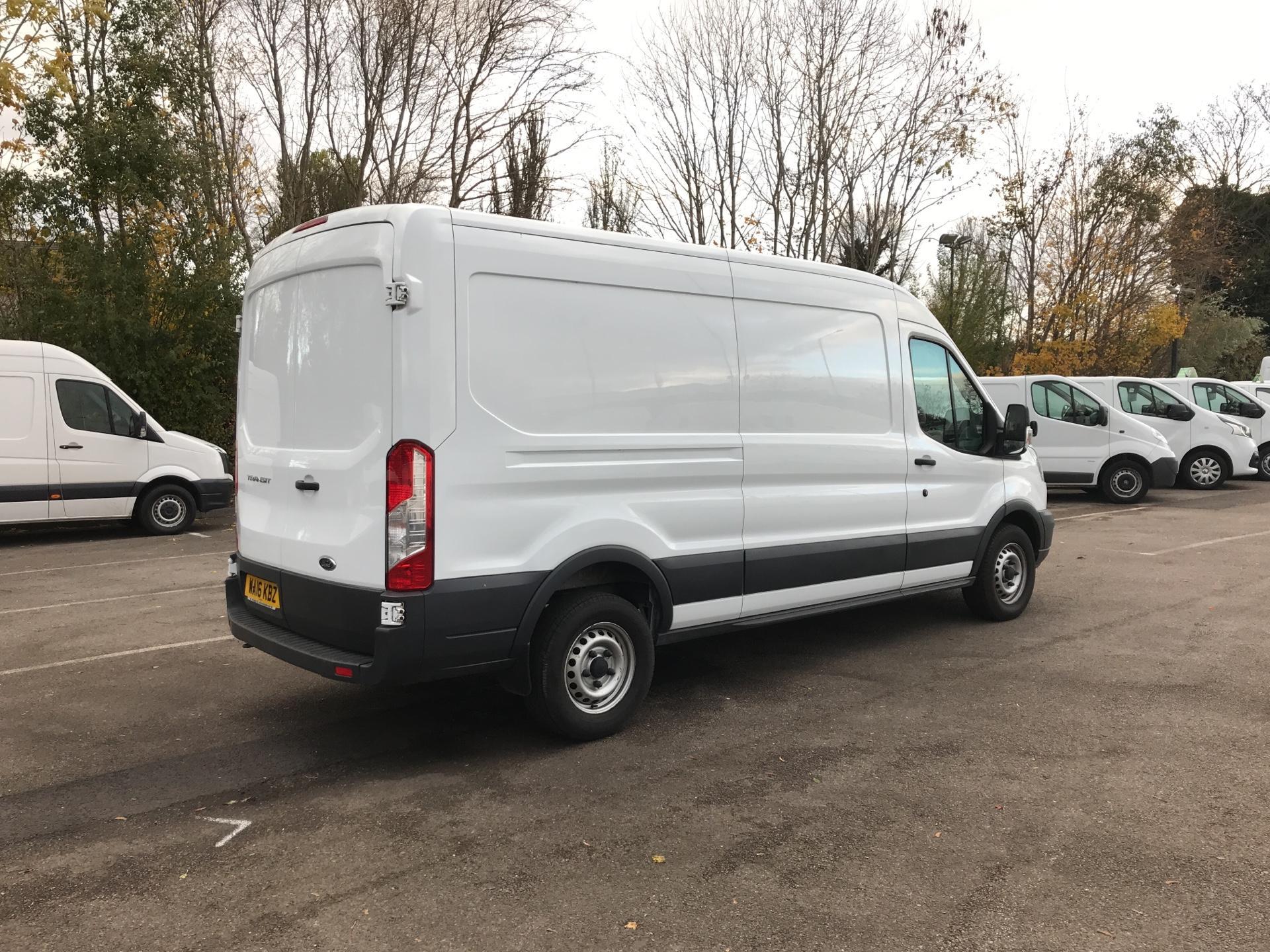 2016 Ford Transit  350 L3 H2 VAN 125PS EURO 5 (WA16KBZ) Image 3