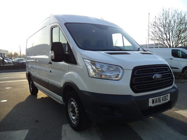 2016 Ford Transit  L3 H2 T350 L3 125 Ps VAN 125PS EURO 5 (WA16KBZ)