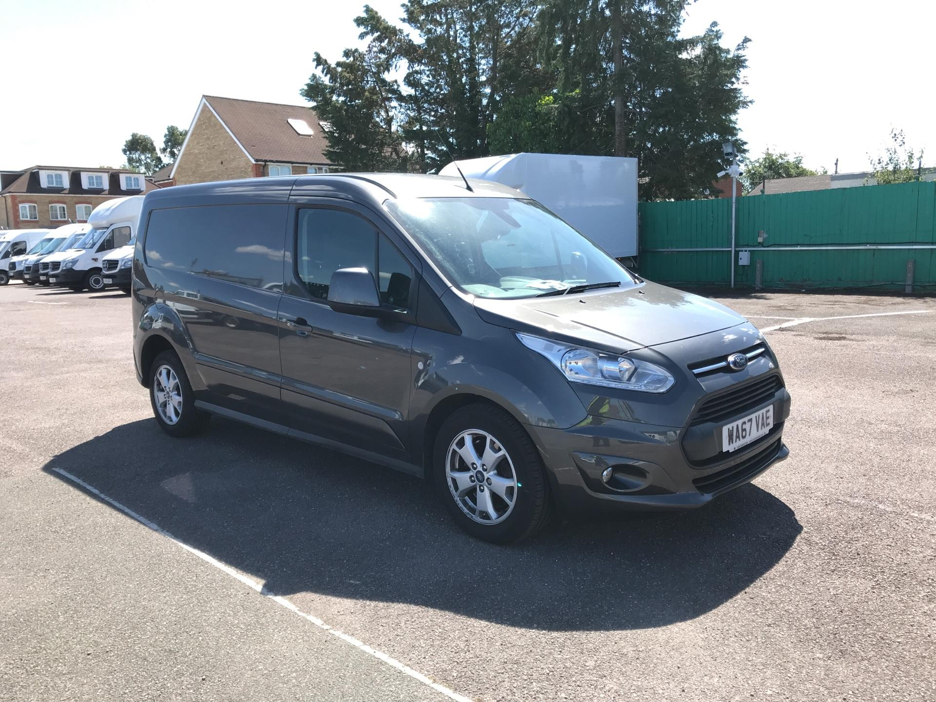 2017 Ford Transit Connect  240 LIMITED 1.5 TDCI EURO 6 (WA67VAE)