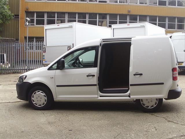 2015 Volkswagen Caddy  1.6 102PS STARTLINE EURO 5 (WFZ3968) Image 10
