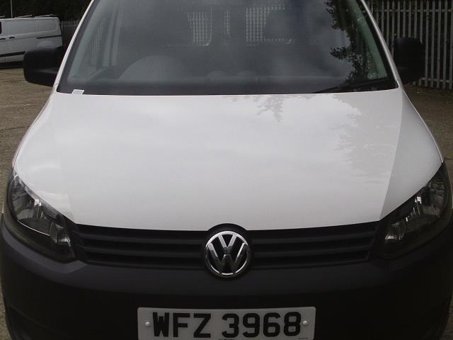 2015 Volkswagen Caddy  1.6 102PS STARTLINE EURO 5 (WFZ3968) Image 14