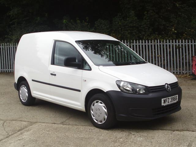 2015 Volkswagen Caddy  1.6 102PS STARTLINE EURO 5 (WFZ3968)