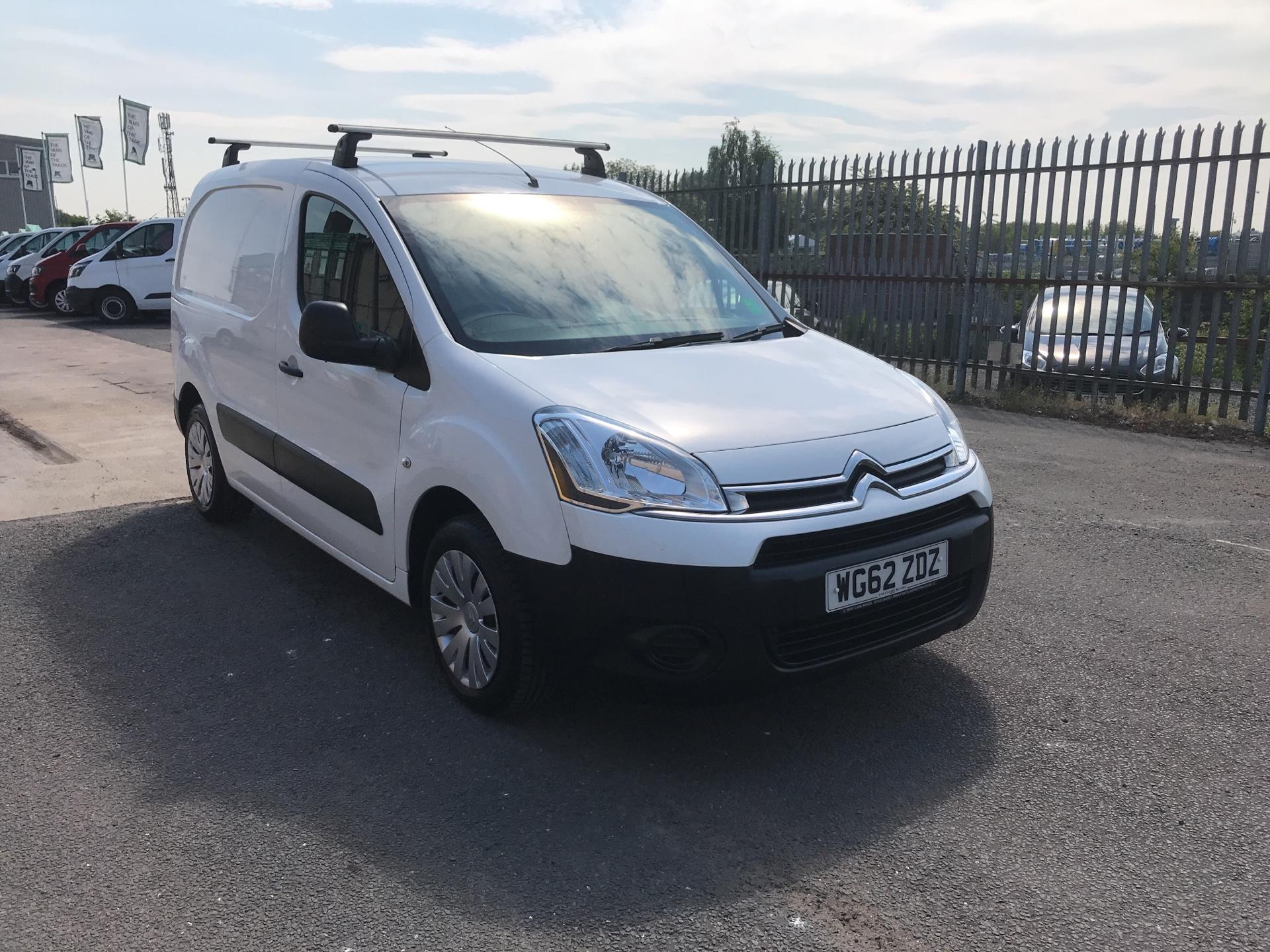 2013 Citroen Berlingo  L1 DIESEL 1.6HDI 625KG ENTERPRISE 75PS 3 SEATS (WG62ZDZ)