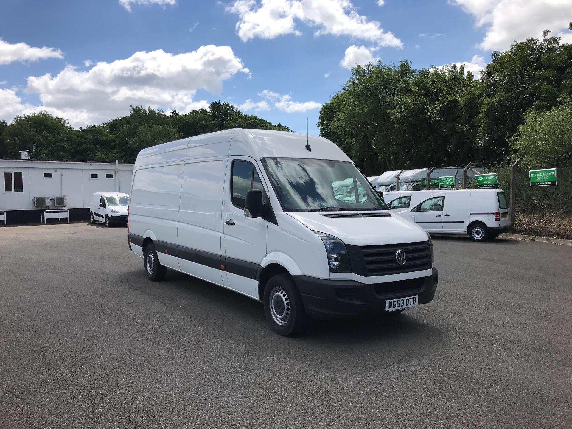2013 Volkswagen Crafter  CR35 LWB 2.0 TDI 109PS HIGH ROOF EURO 5 (WG63OTB)