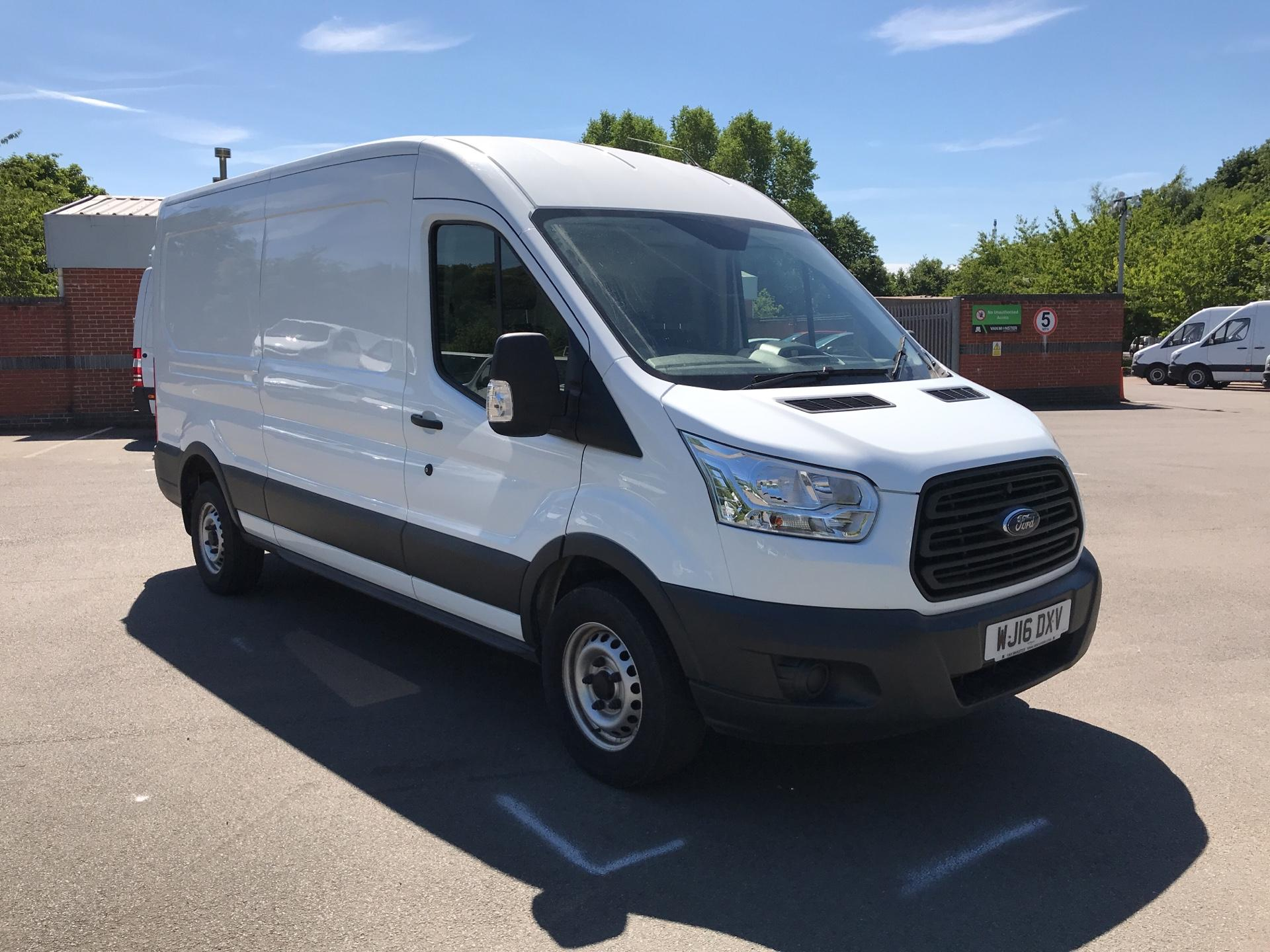 2016 Ford Transit  350 L3 H2 VAN 125PS EURO 5 (WJ16DXV)