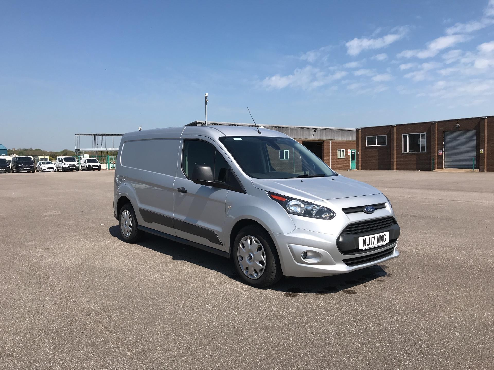2017 Ford Transit Connect 240 L2 DIESEL 1.5 TDCI 100PS VAN EURO 6 (WJ17WWG)