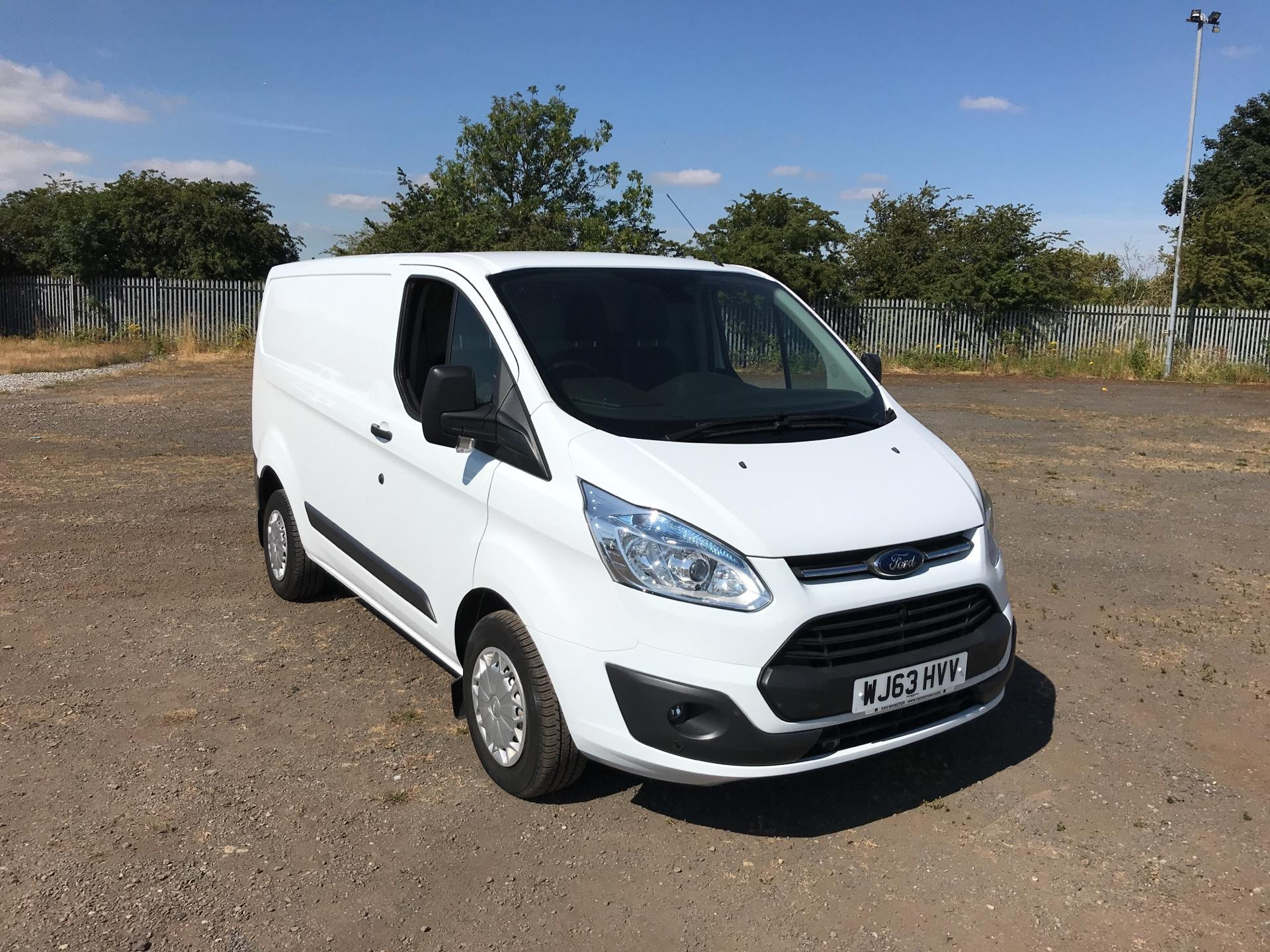 2013 Ford Transit Custom L1 270 2.2 Tdci 125Ps Low Roof Trend Van (WJ63HVV)