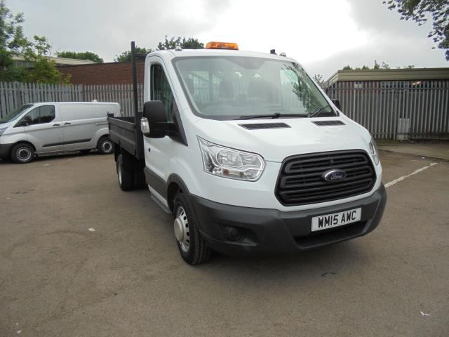 2015 Ford Transit 350 L2 SINGLE CAB TIPPER 125PS EURO 5 (WM15AWC)