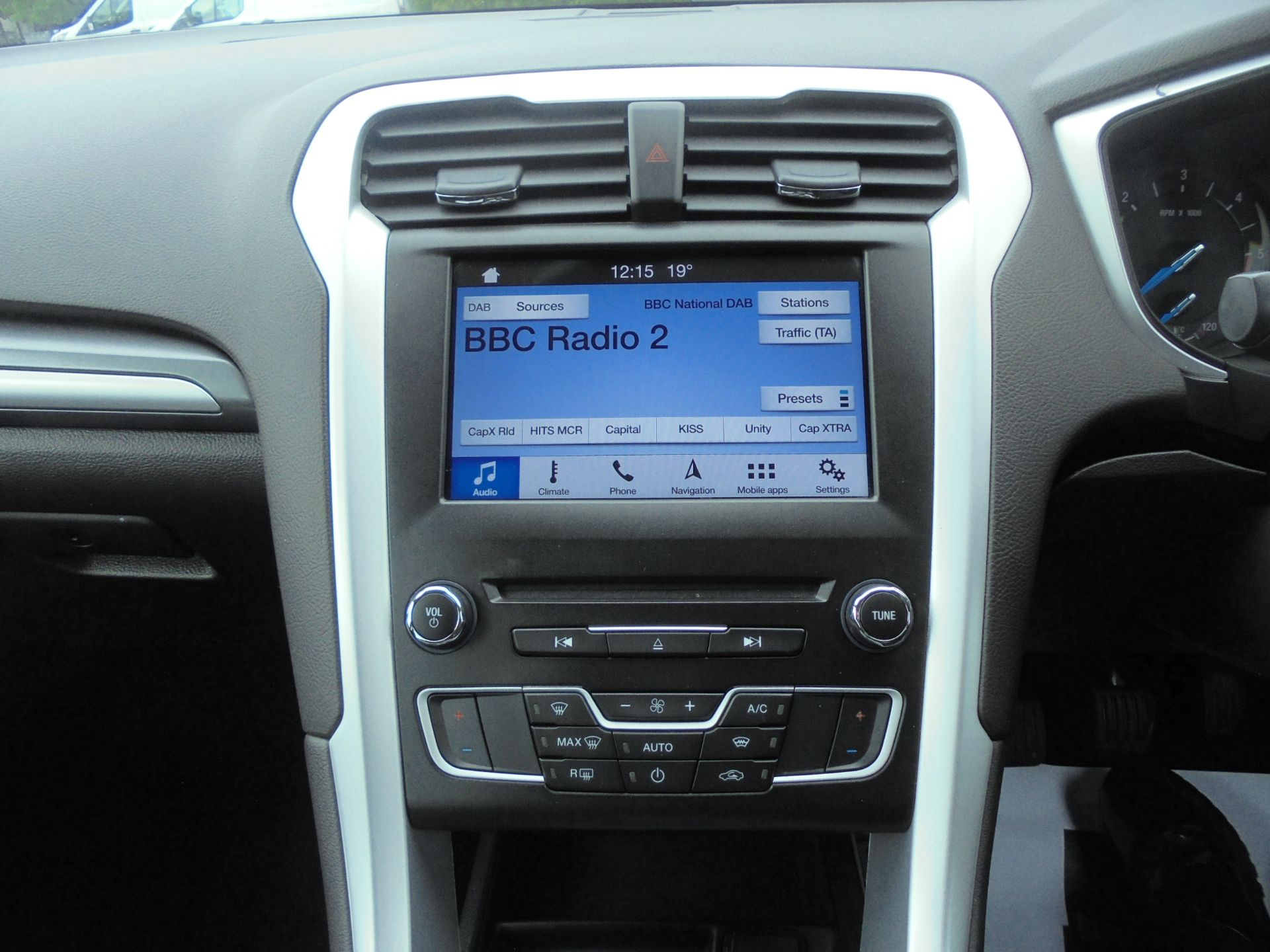 2017 Ford Mondeo 2.0 Tdci Econetic Zetec 5Dr [Nav] (WM17RHO) Image 14