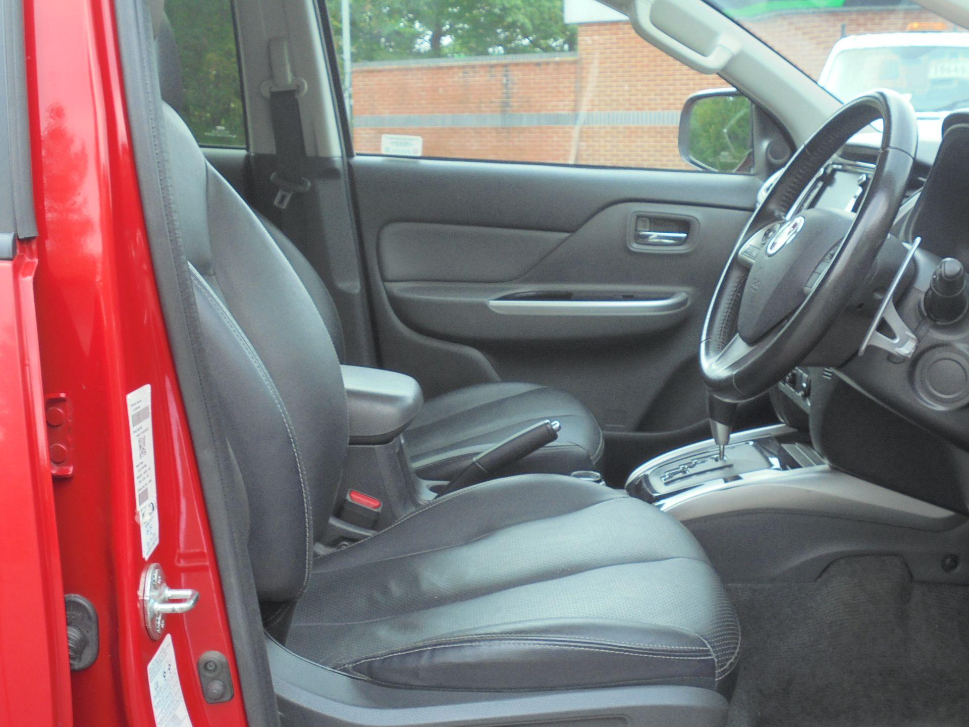 2018 Fiat Fullback 2.4 180Hp Lx Double Cab Pick Up Auto (WM18KWG) Image 12