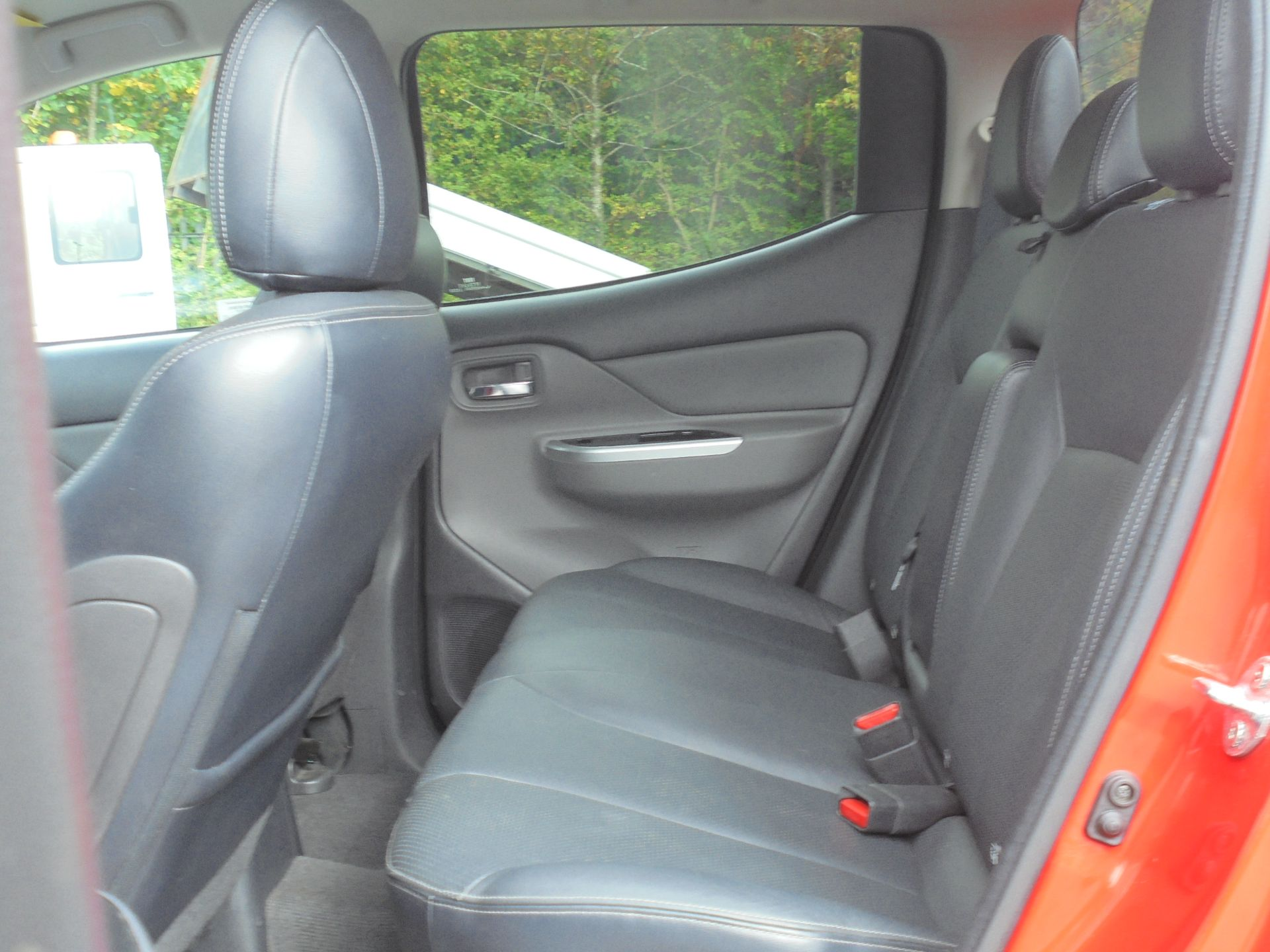 2018 Fiat Fullback 2.4 180Hp Lx Double Cab Pick Up Auto (WM18KWG) Image 6