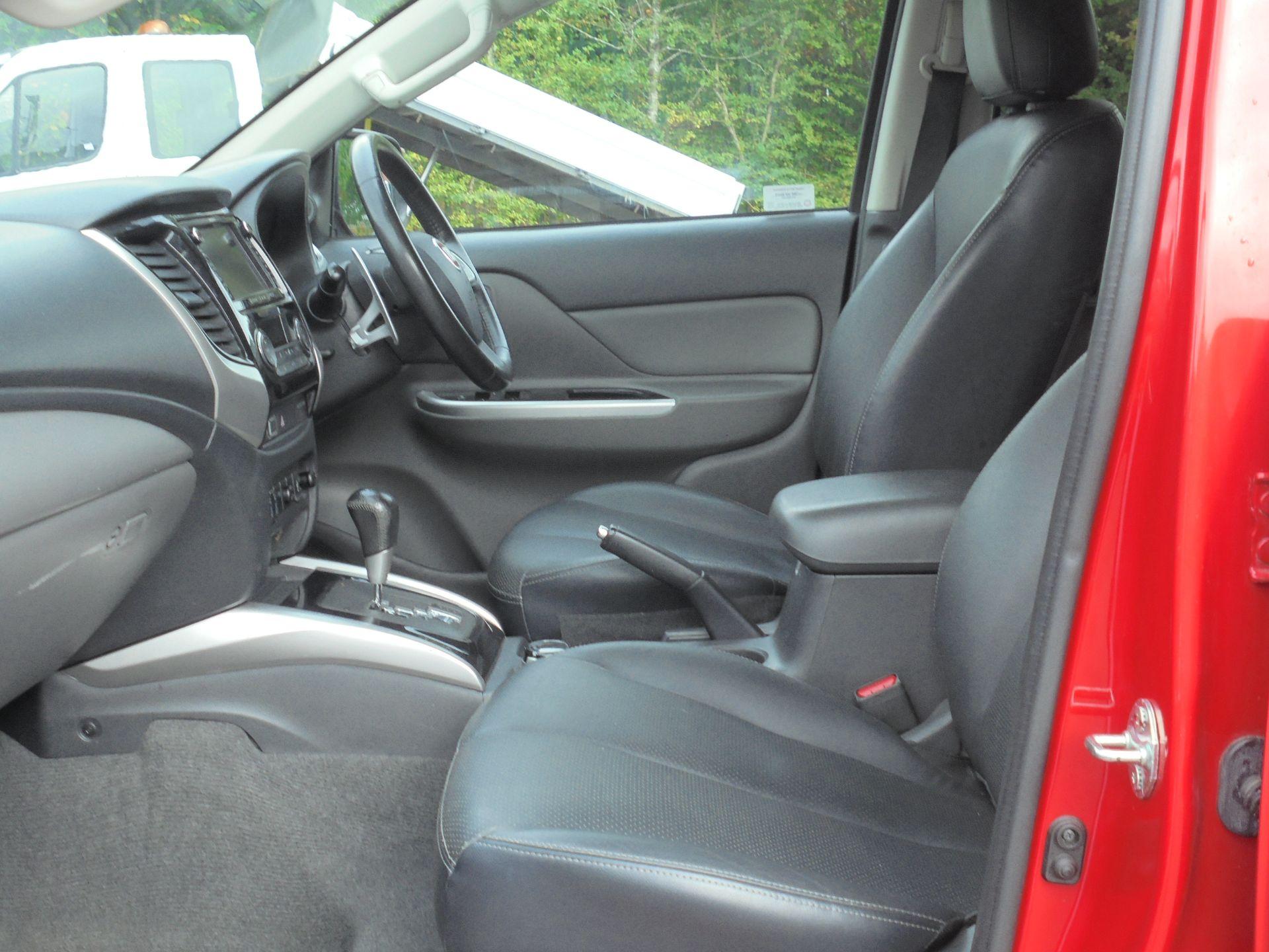 2018 Fiat Fullback 2.4 180Hp Lx Double Cab Pick Up Auto (WM18KWG) Image 5