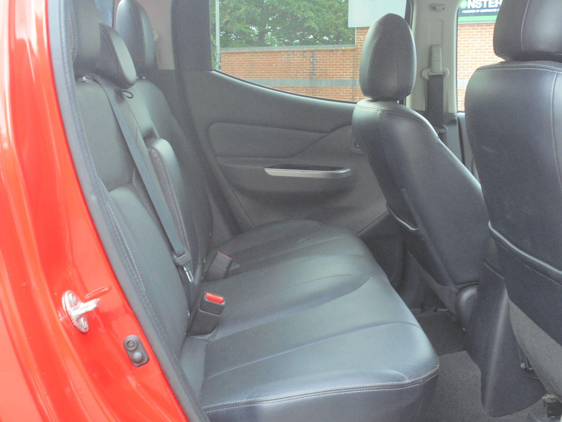 2018 Fiat Fullback 2.4 180Hp Lx Double Cab Pick Up Auto (WM18KWG) Image 11