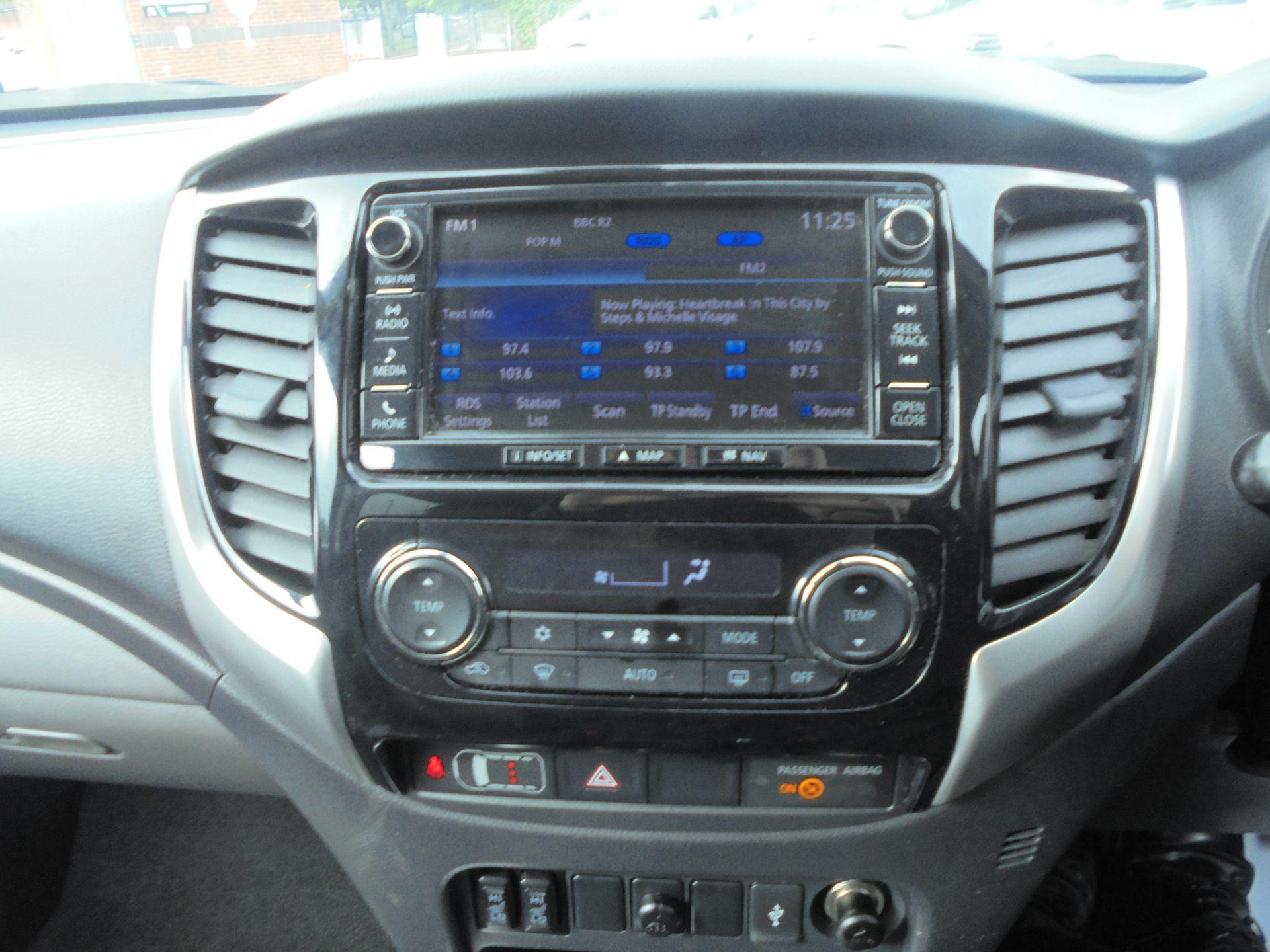 2018 Fiat Fullback 2.4 180Hp Lx Double Cab Pick Up Auto (WM18KWG) Image 14