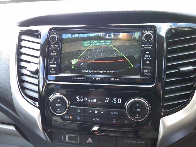 2018 Fiat Fullback 2.4 180Hp Lx Double Cab Pick Up Auto (WM18LFF) Image 13