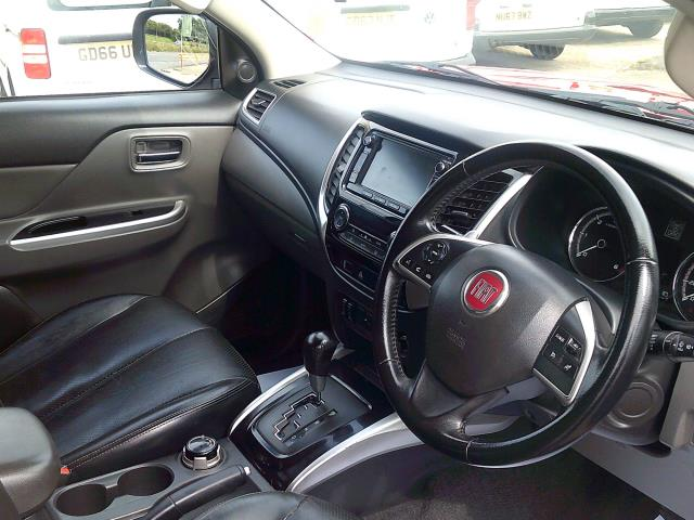 2018 Fiat Fullback 2.4 180Hp Lx Double Cab Pick Up Auto (WM18LHF) Image 12