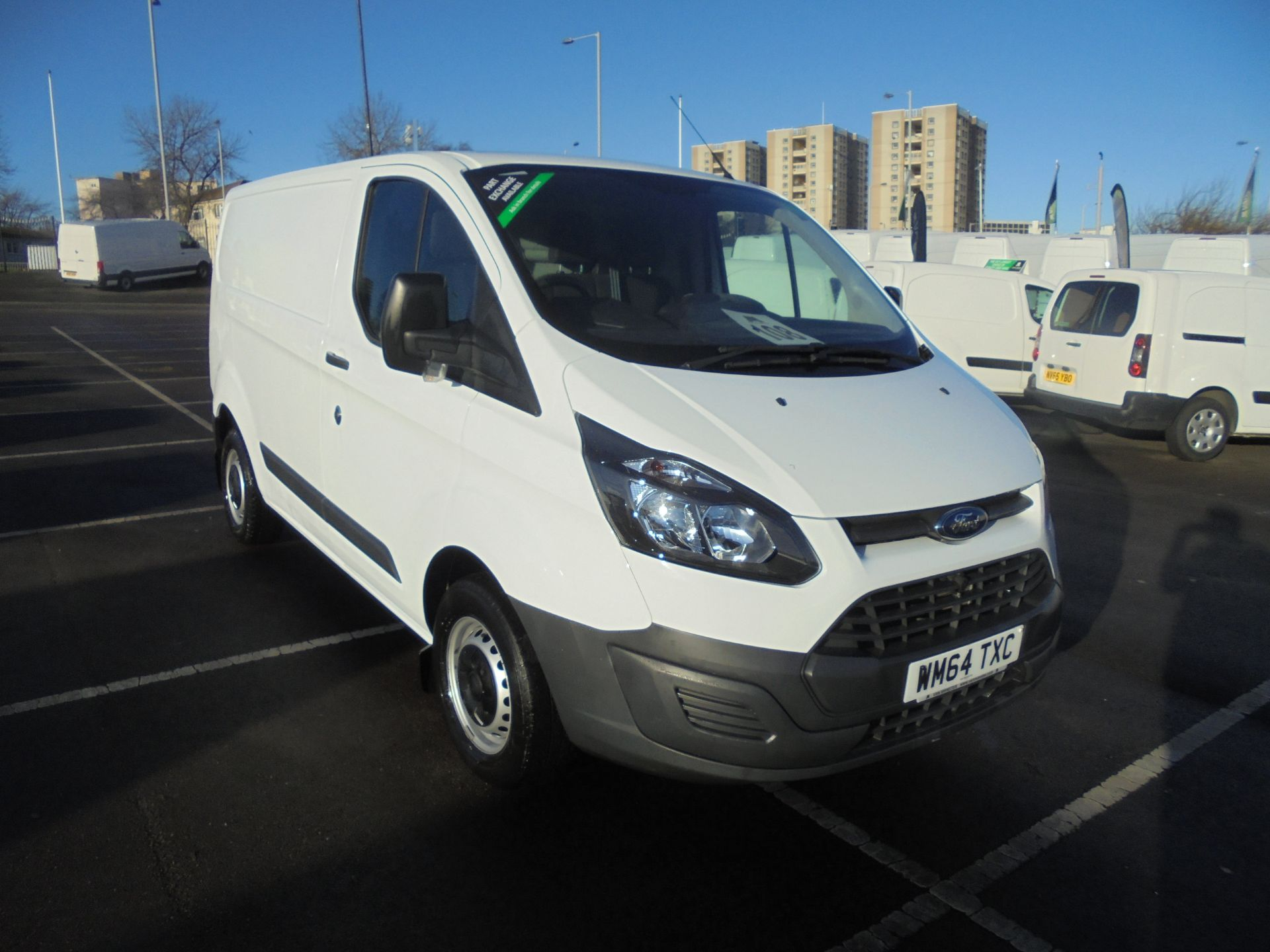 2015 Ford Transit Custom 2.2 Tdci 100Ps L1H1 Van (WM64TXC)