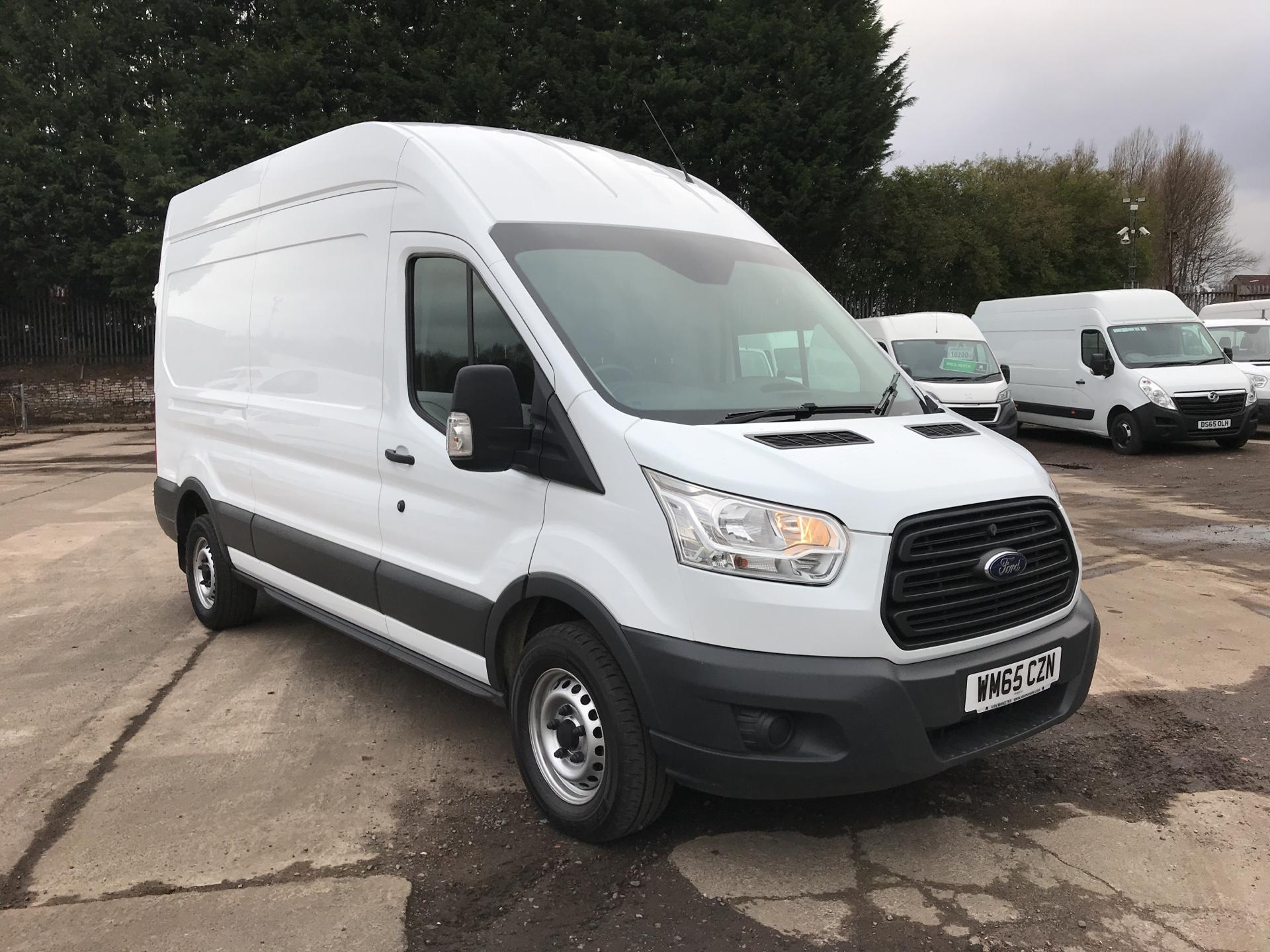 2015 Ford Transit 350 L3 H3 125PS VAN EURO 5 (WM65CZN)