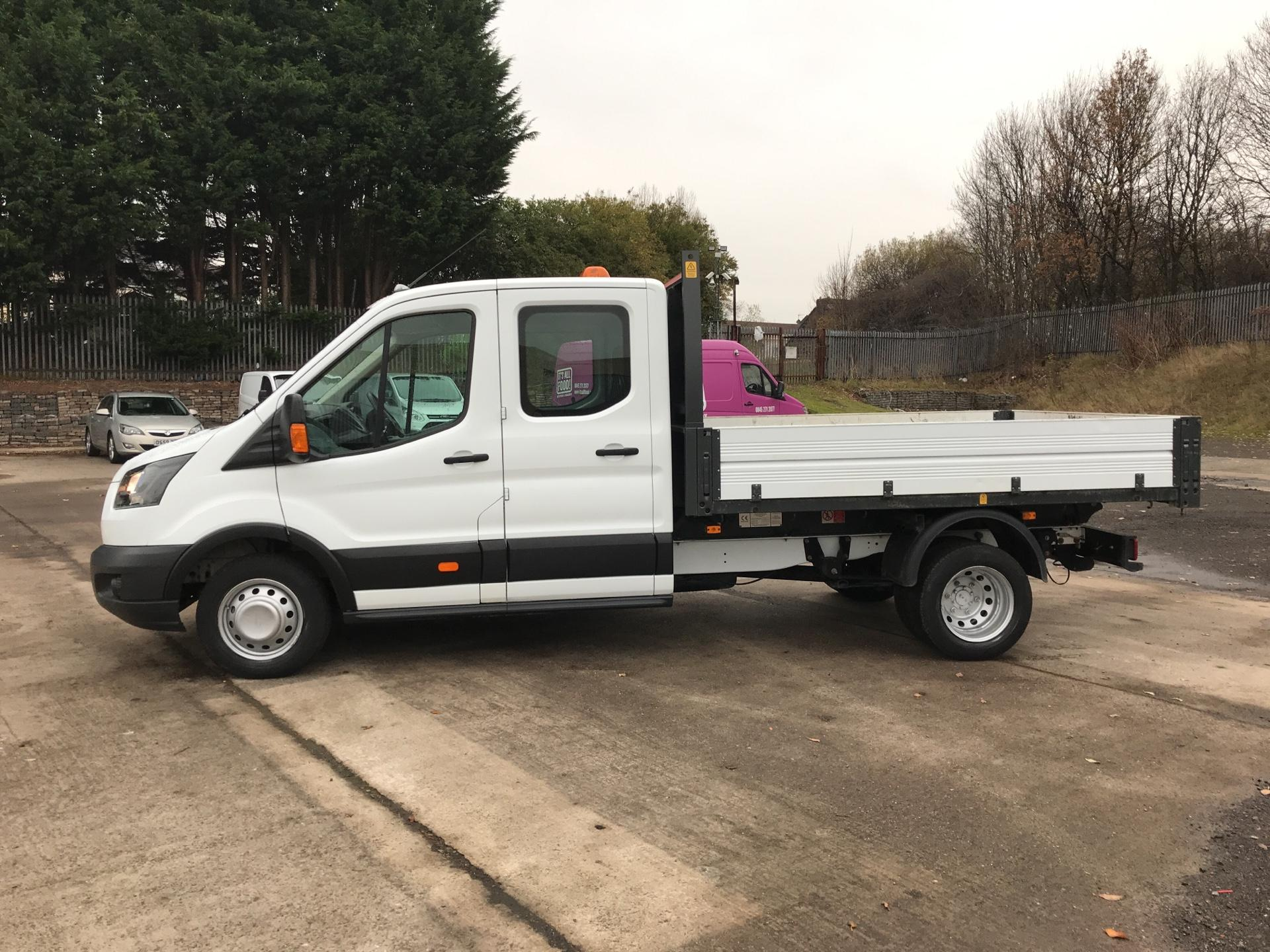 2016 Ford Transit  350 L3 DOUBLE CAB TIPPER 130PS EURO 5 (WM66NJO) Image 6