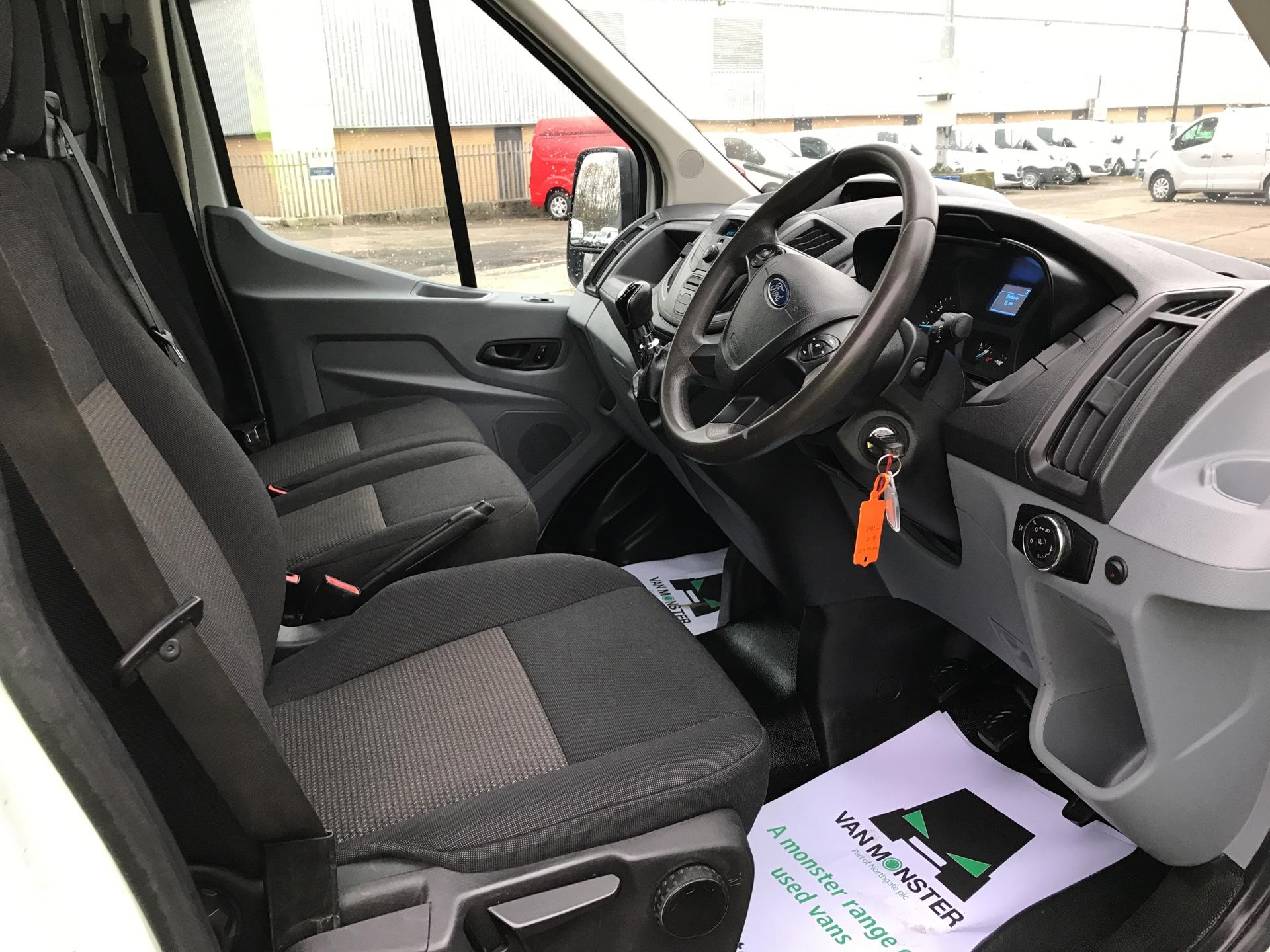 2016 Ford Transit  350 L3 DOUBLE CAB TIPPER 130PS EURO 5 (WM66NJO) Image 9