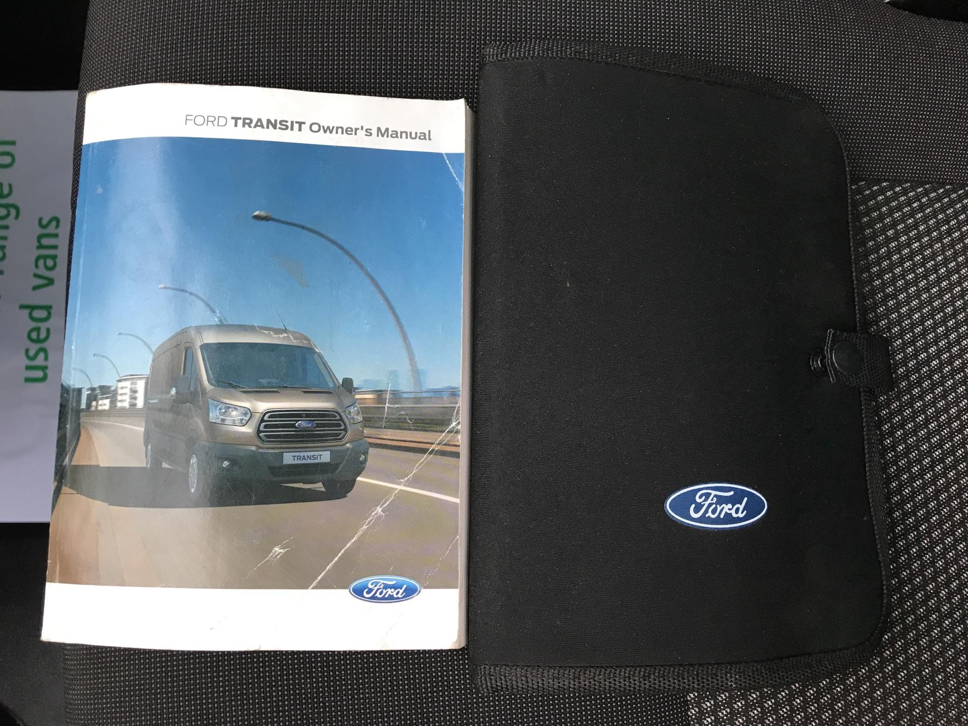 2016 Ford Transit  350 L3 DOUBLE CAB TIPPER 130PS EURO 5 (WM66NJO) Image 19
