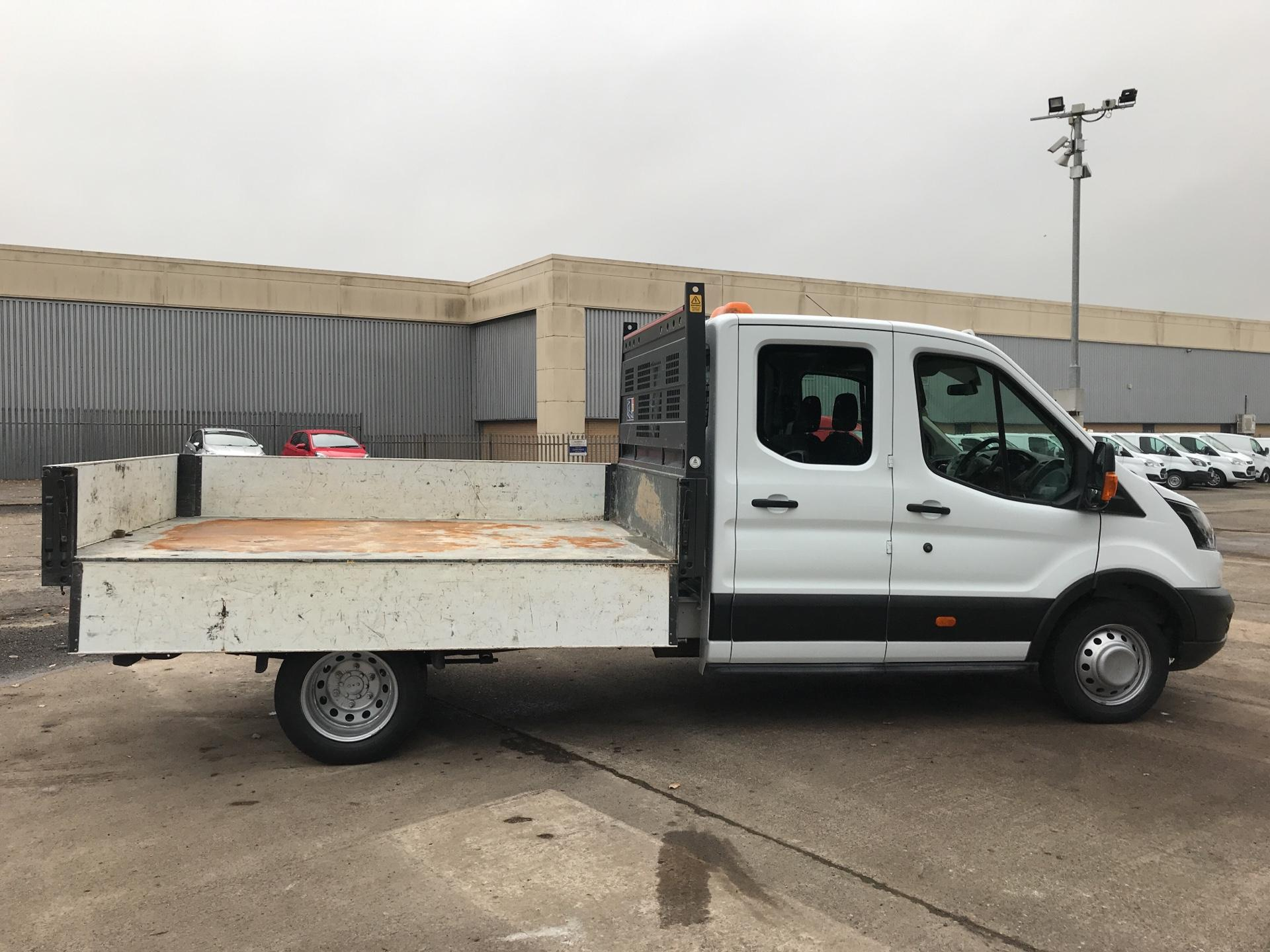 2016 Ford Transit  350 L3 DOUBLE CAB TIPPER 130PS EURO 5 (WM66NJO) Image 22