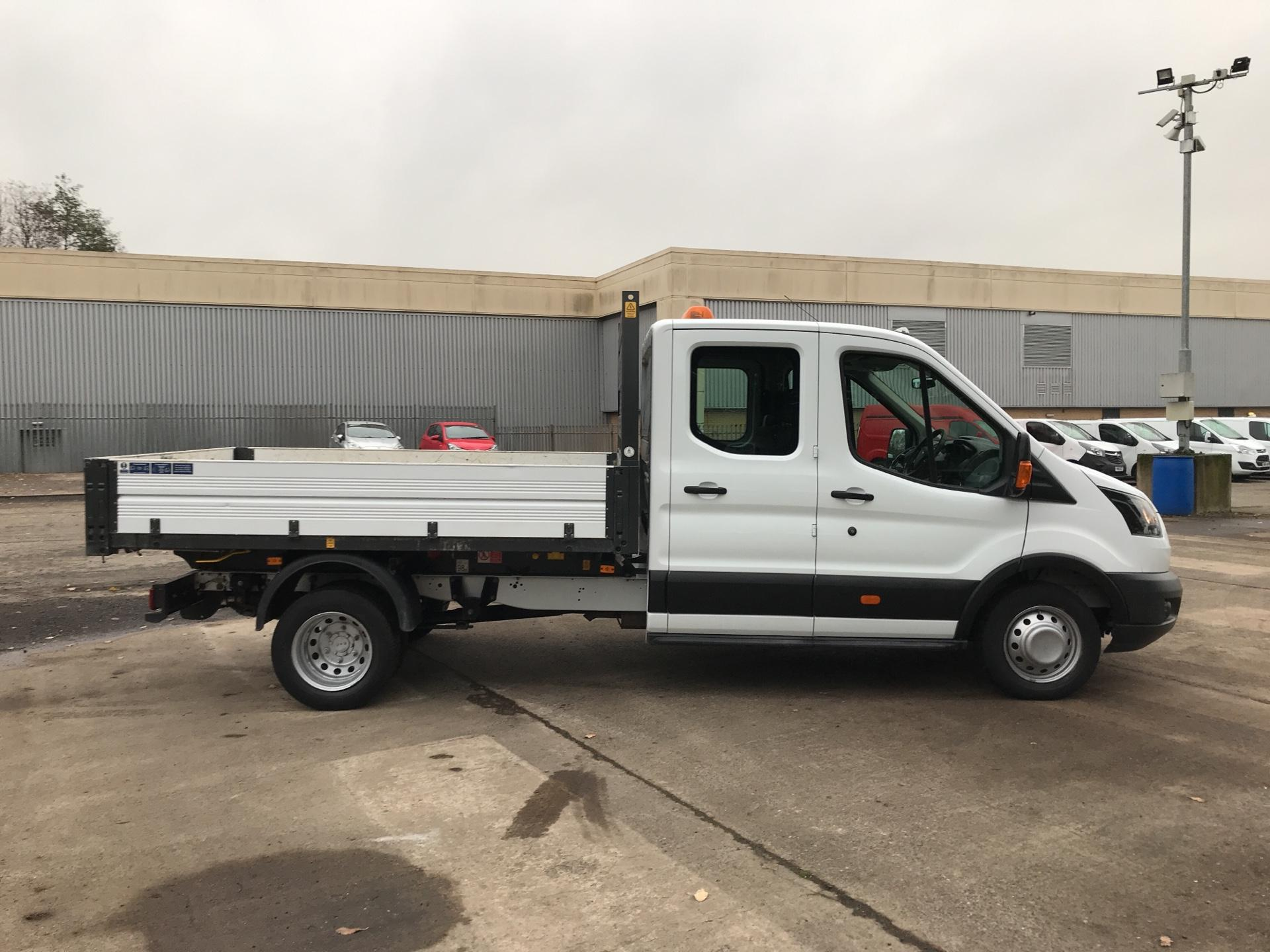 2016 Ford Transit  350 L3 DOUBLE CAB TIPPER 130PS EURO 5 (WM66NJO) Image 2