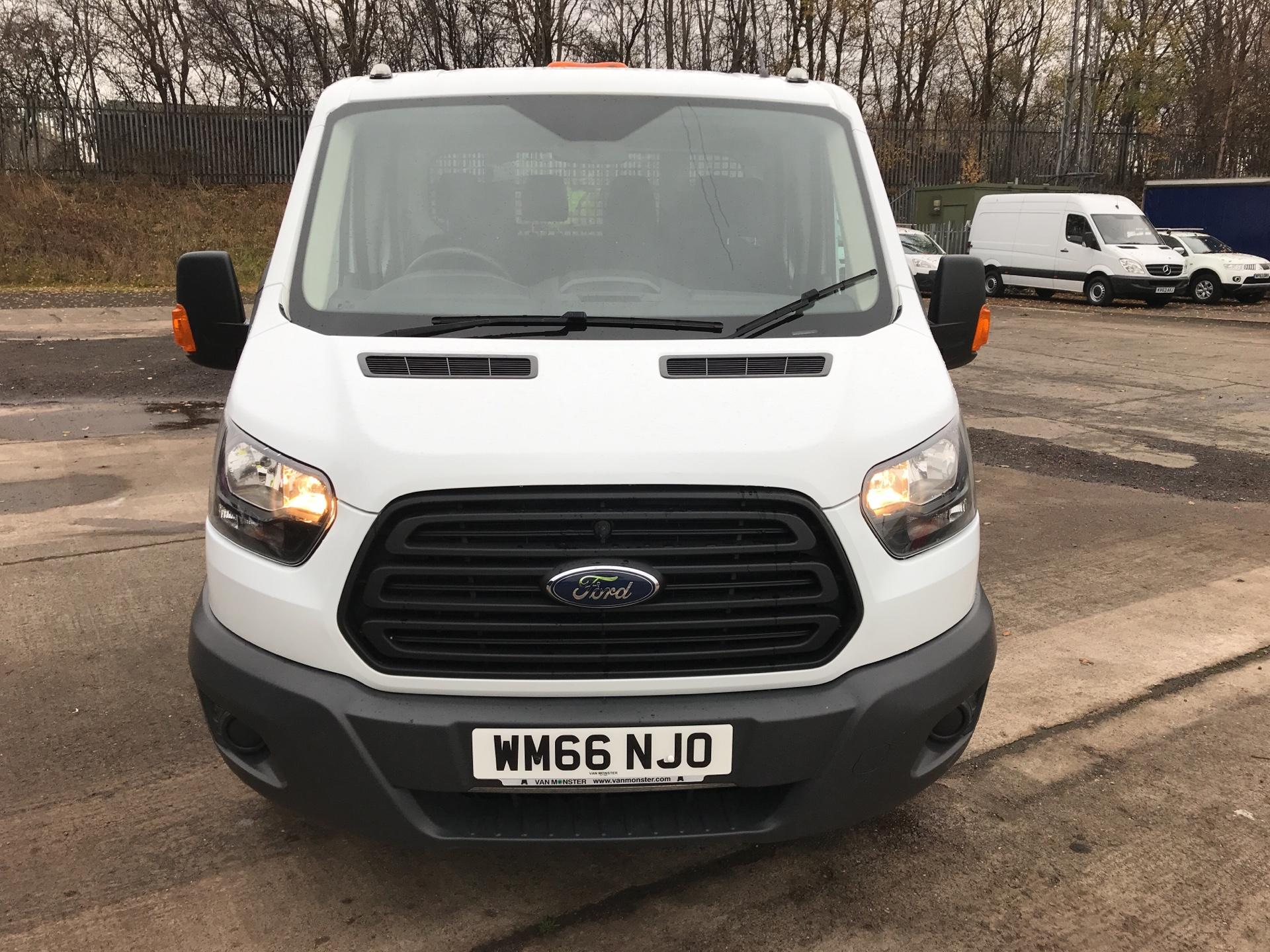 2016 Ford Transit  350 L3 DOUBLE CAB TIPPER 130PS EURO 5 (WM66NJO) Image 8