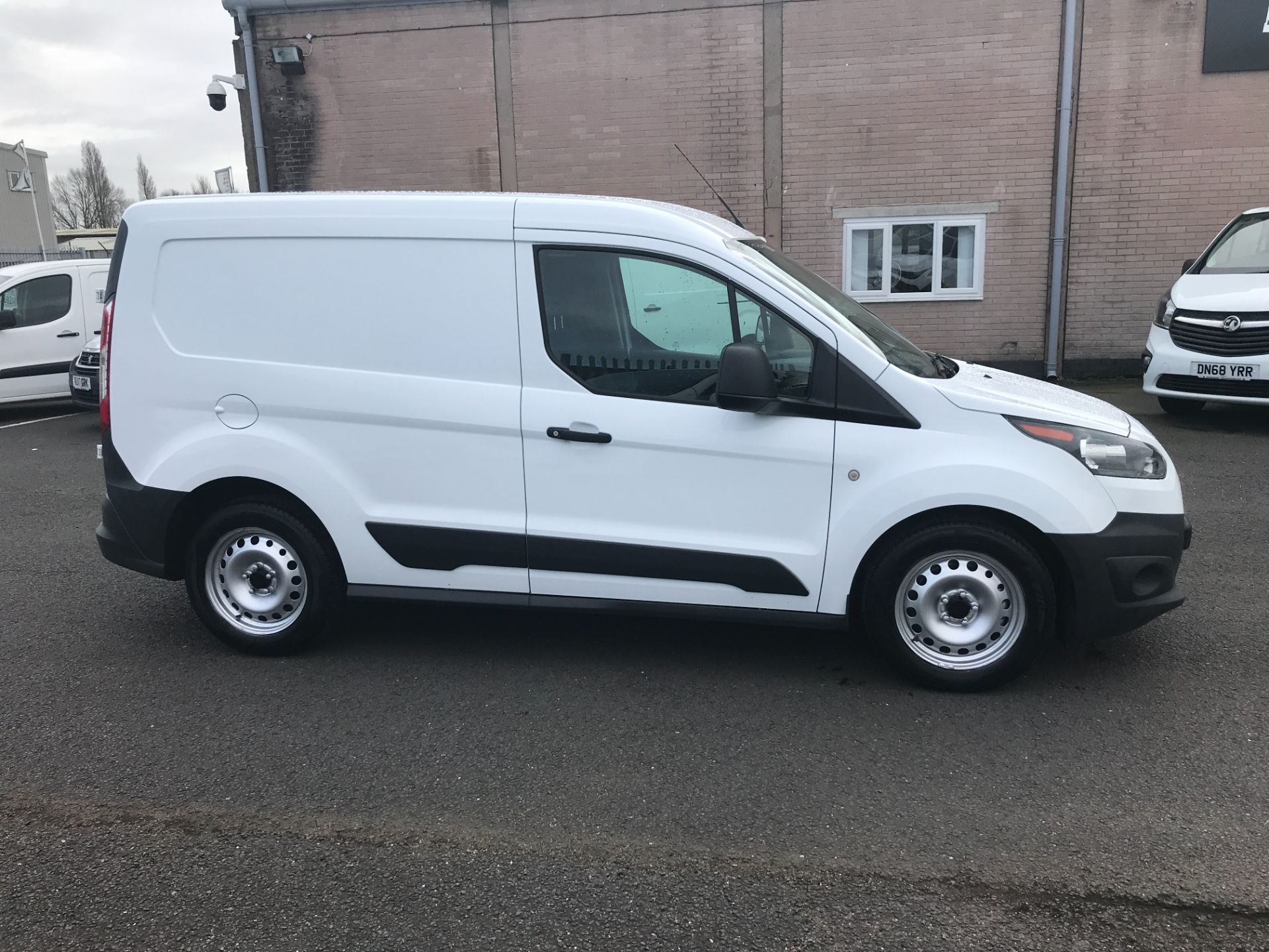 2016 Ford Transit Connect T200 L1 H1 1.5TDCI 75PS EURO 5 (WM66VRG) Image 13