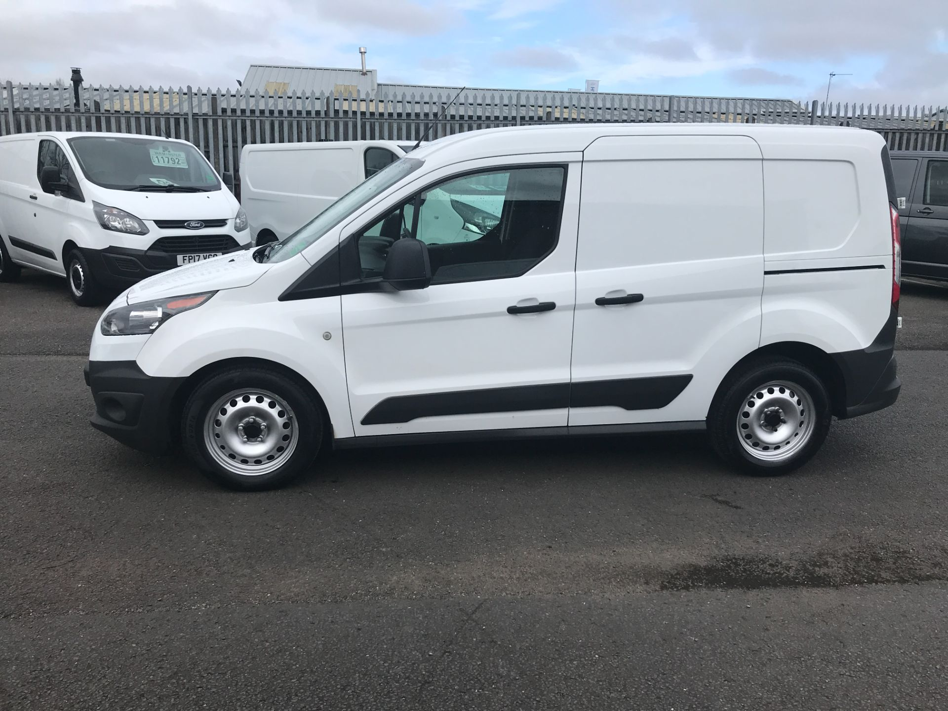 2016 Ford Transit Connect T200 L1 H1 1.5TDCI 75PS EURO 5 (WM66VRG) Image 4