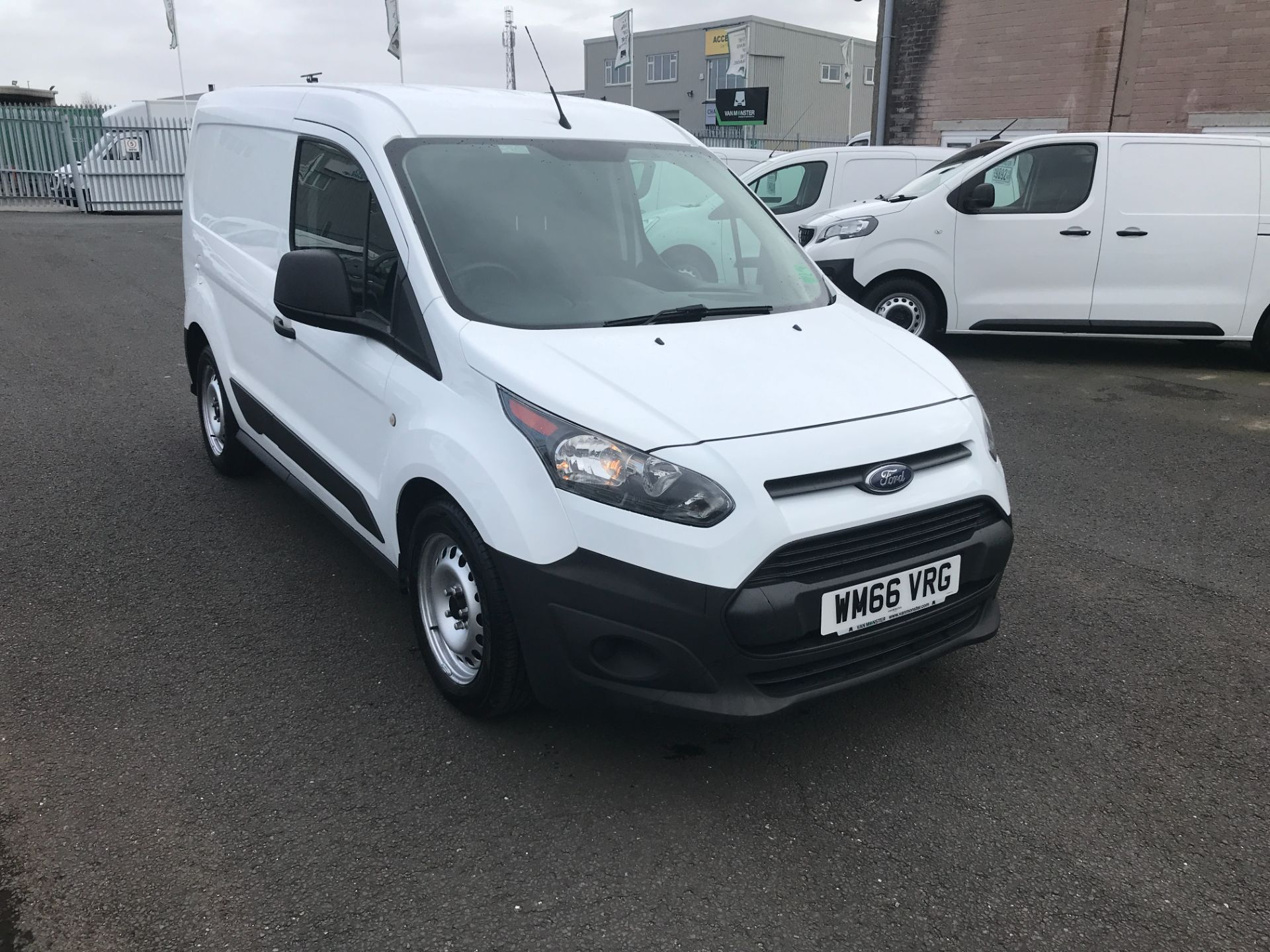 2016 Ford Transit Connect T200 L1 H1 1.5TDCI 75PS EURO 5 (WM66VRG) Image 1