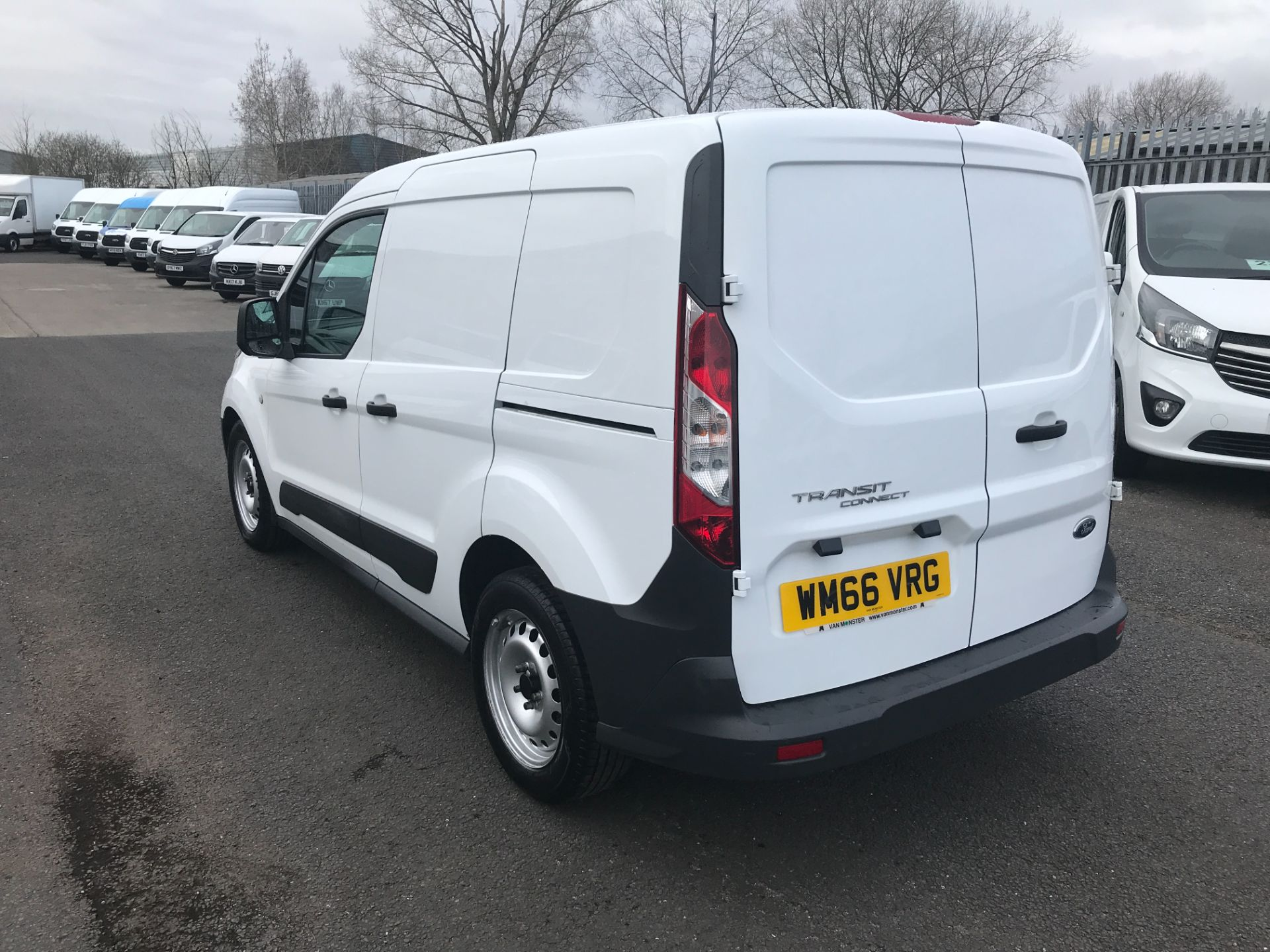 2016 Ford Transit Connect T200 L1 H1 1.5TDCI 75PS EURO 5 (WM66VRG) Image 7