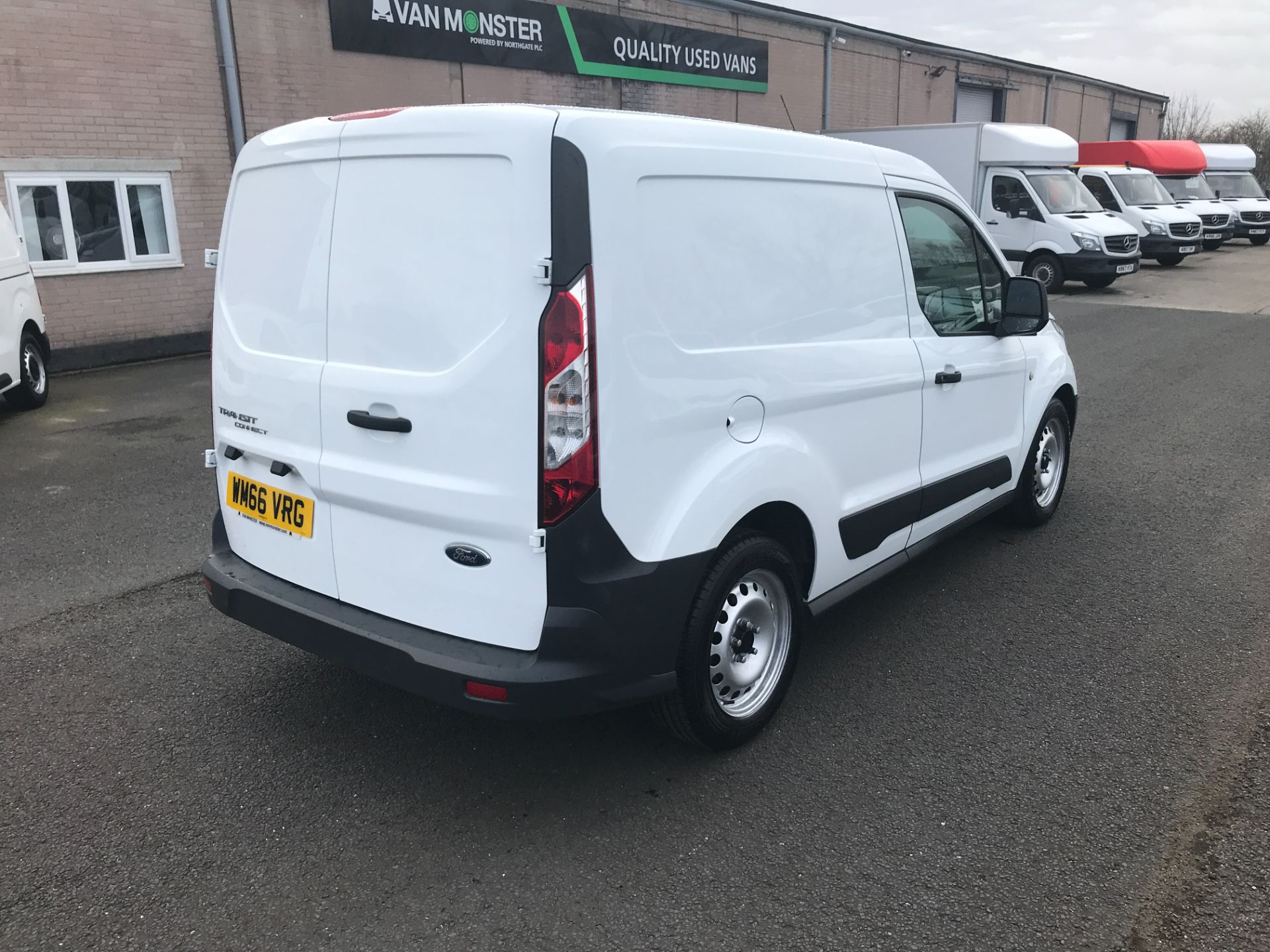2016 Ford Transit Connect T200 L1 H1 1.5TDCI 75PS EURO 5 (WM66VRG) Image 12
