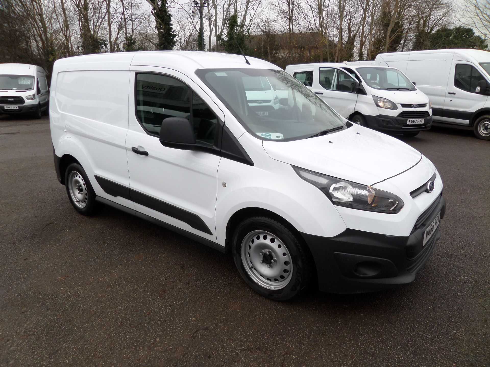 2016 Ford Transit Connect 1.6 Tdci 75Ps Van Euro 5 (WM66VRN)