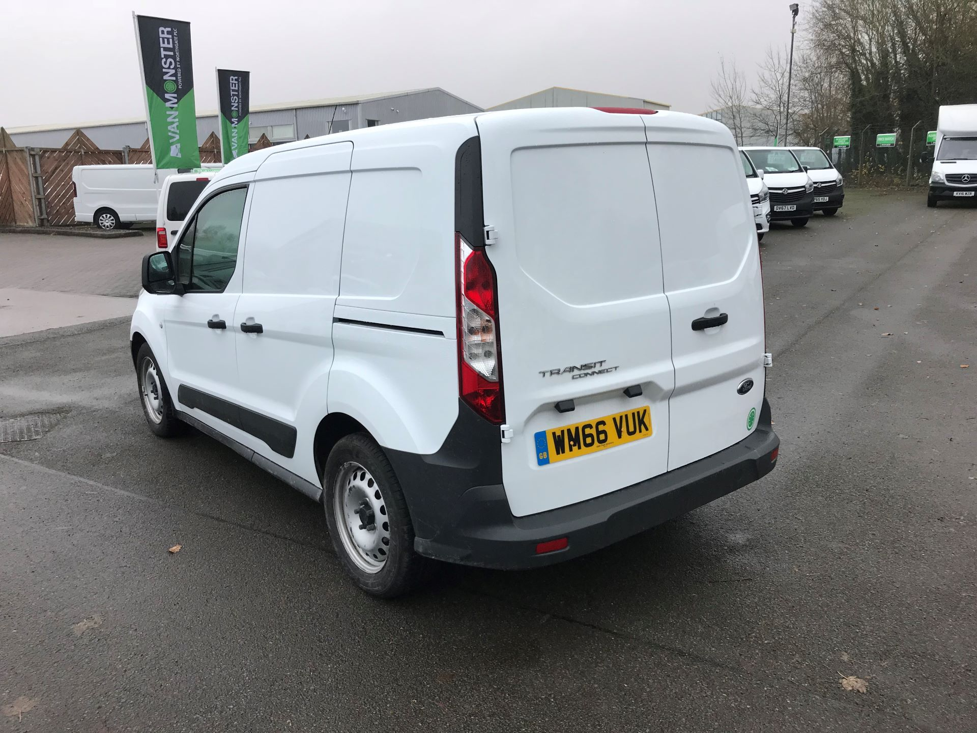 2016 Ford Transit Connect T200 L1 H1 1.5TDCI 75PS EURO 6 (WM66VUK) Image 5
