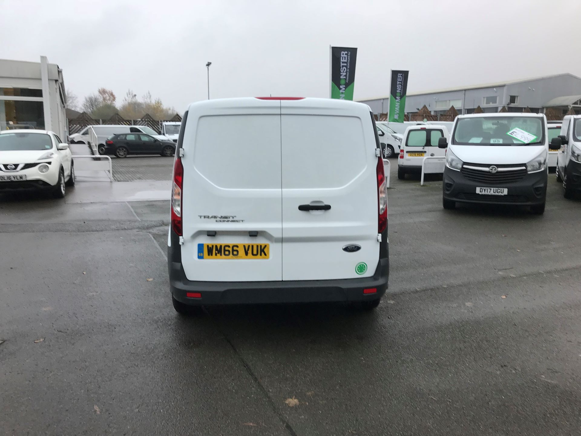 2016 Ford Transit Connect T200 L1 H1 1.5TDCI 75PS EURO 6 (WM66VUK) Image 6