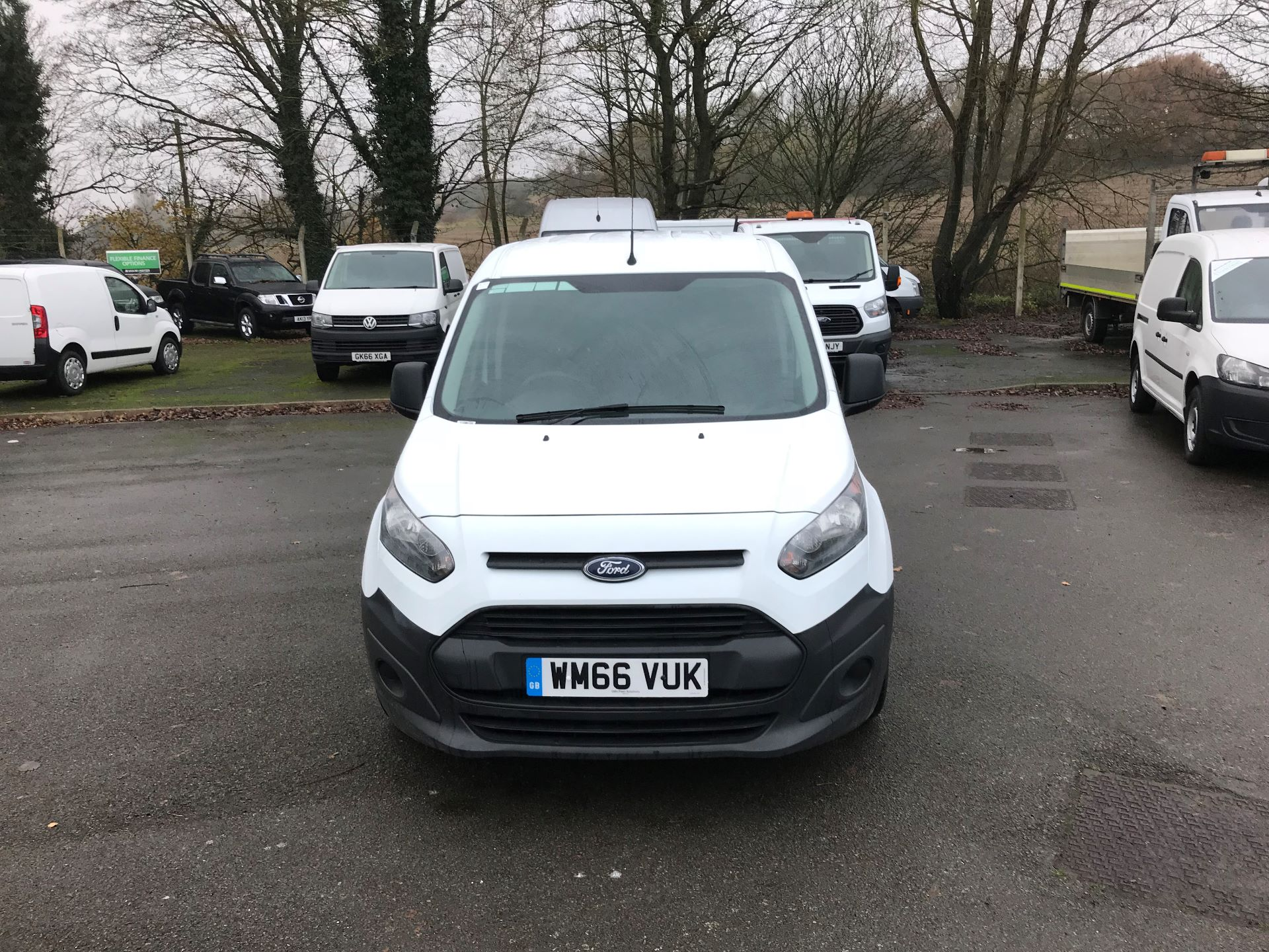 2016 Ford Transit Connect T200 L1 H1 1.5TDCI 75PS EURO 6 (WM66VUK) Image 3