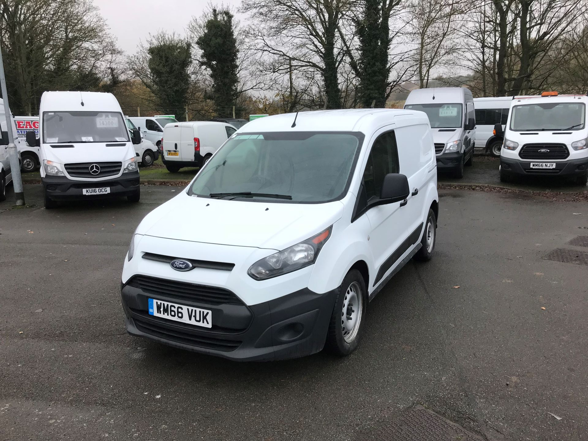 2016 Ford Transit Connect T200 L1 H1 1.5TDCI 75PS EURO 6 (WM66VUK) Image 2