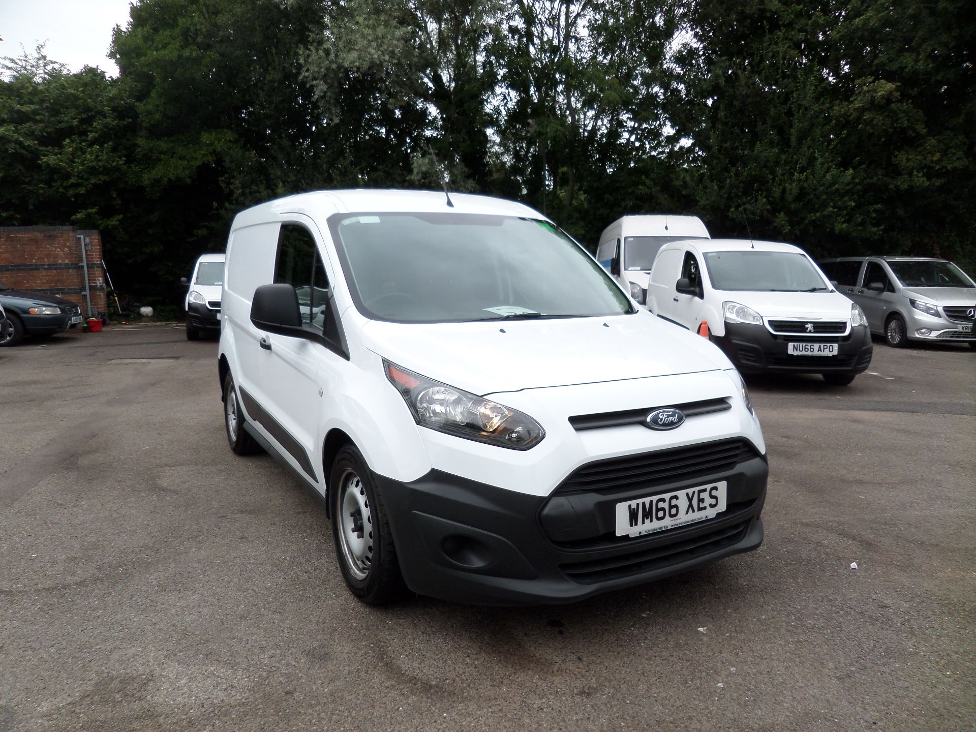 2016 Ford Transit Connect 1.5 Tdci 75Ps Van Euro 6 (WM66XES)