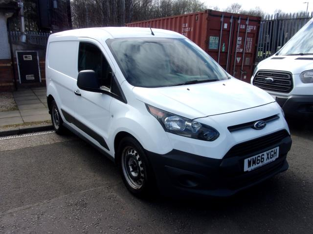 2016 Ford Transit Connect 1.5 Tdci 75Ps Van (WM66XGH) Image 1