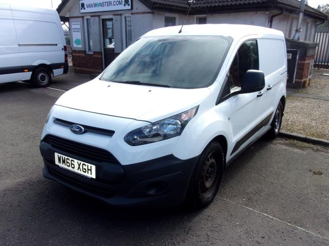 2016 Ford Transit Connect 1.5 Tdci 75Ps Van (WM66XGH) Image 13