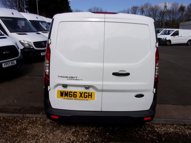 2016 Ford Transit Connect 1.5 Tdci 75Ps Van (WM66XGH) Image 9
