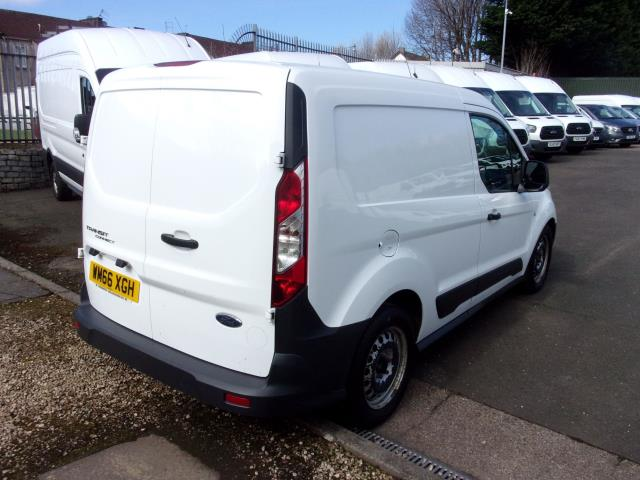 2016 Ford Transit Connect 1.5 Tdci 75Ps Van (WM66XGH) Image 8
