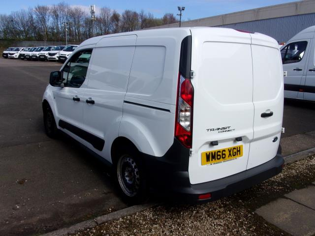 2016 Ford Transit Connect 1.5 Tdci 75Ps Van (WM66XGH) Image 10