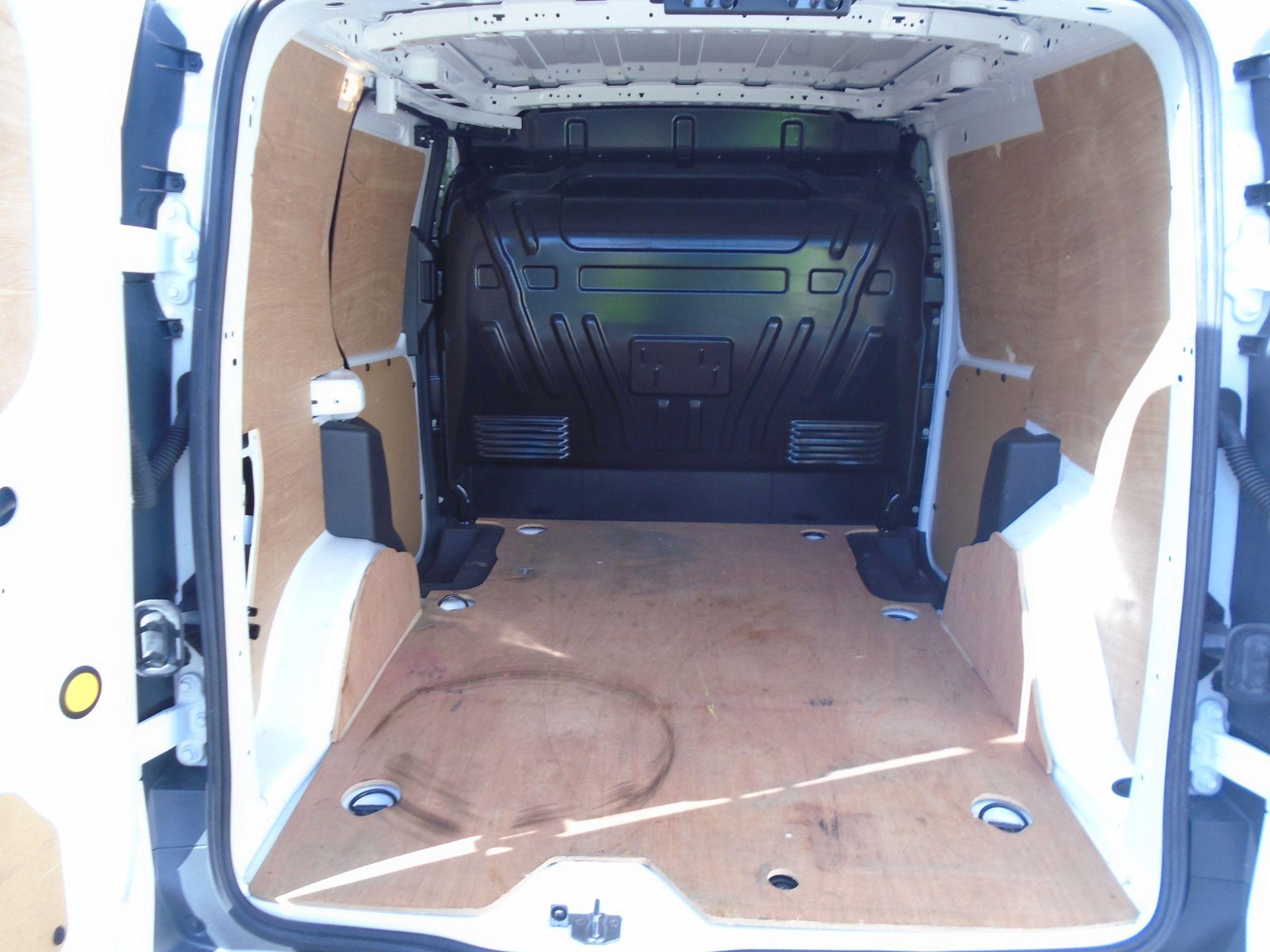 2016 Ford Transit Connect 1.5 Tdci 75Ps Van (WM66XGN) Image 10