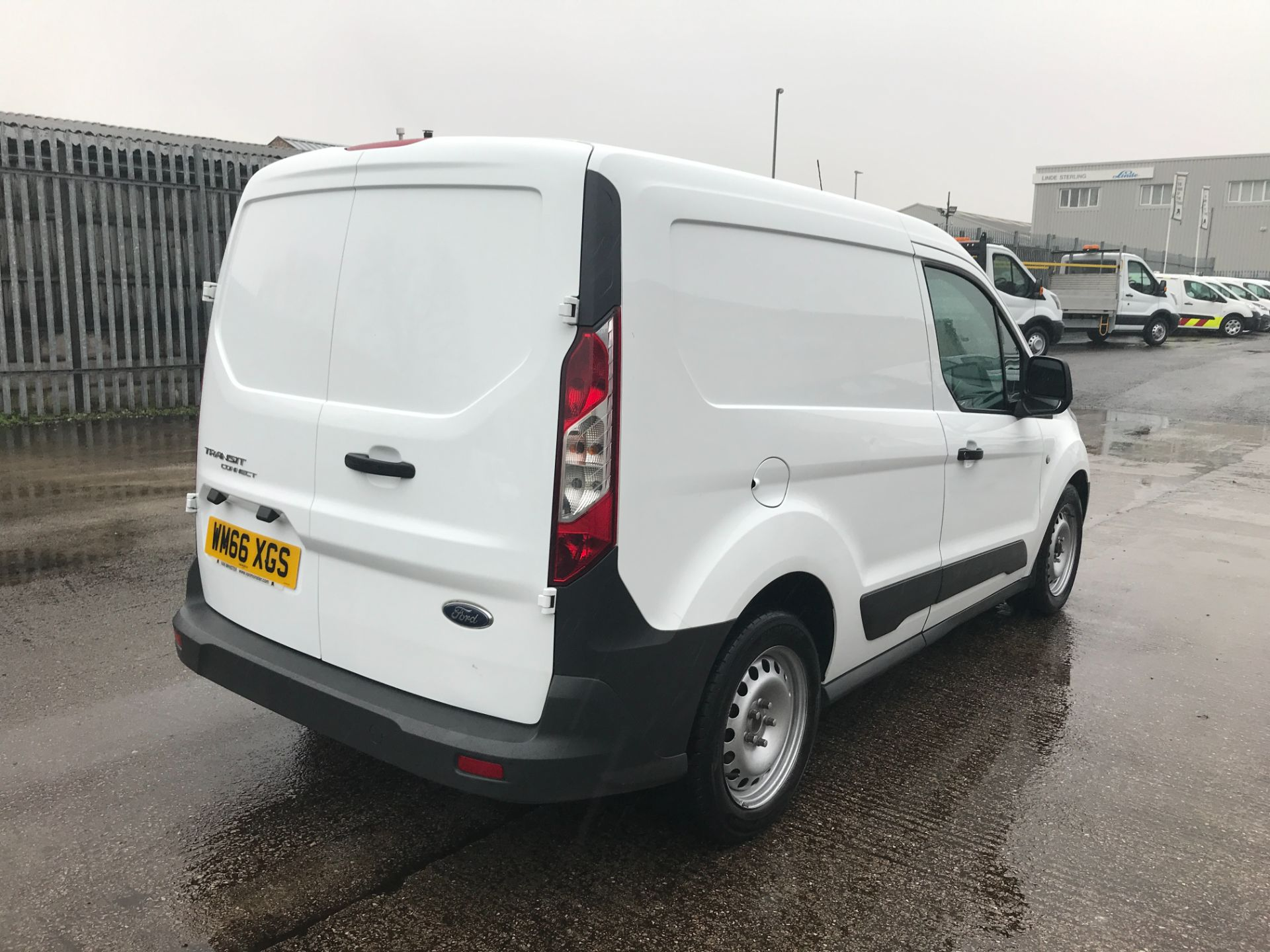 2016 Ford Transit Connect T200 L1 H1 1.5TDCI 75PS EURO 6 (WM66XGS) Image 8