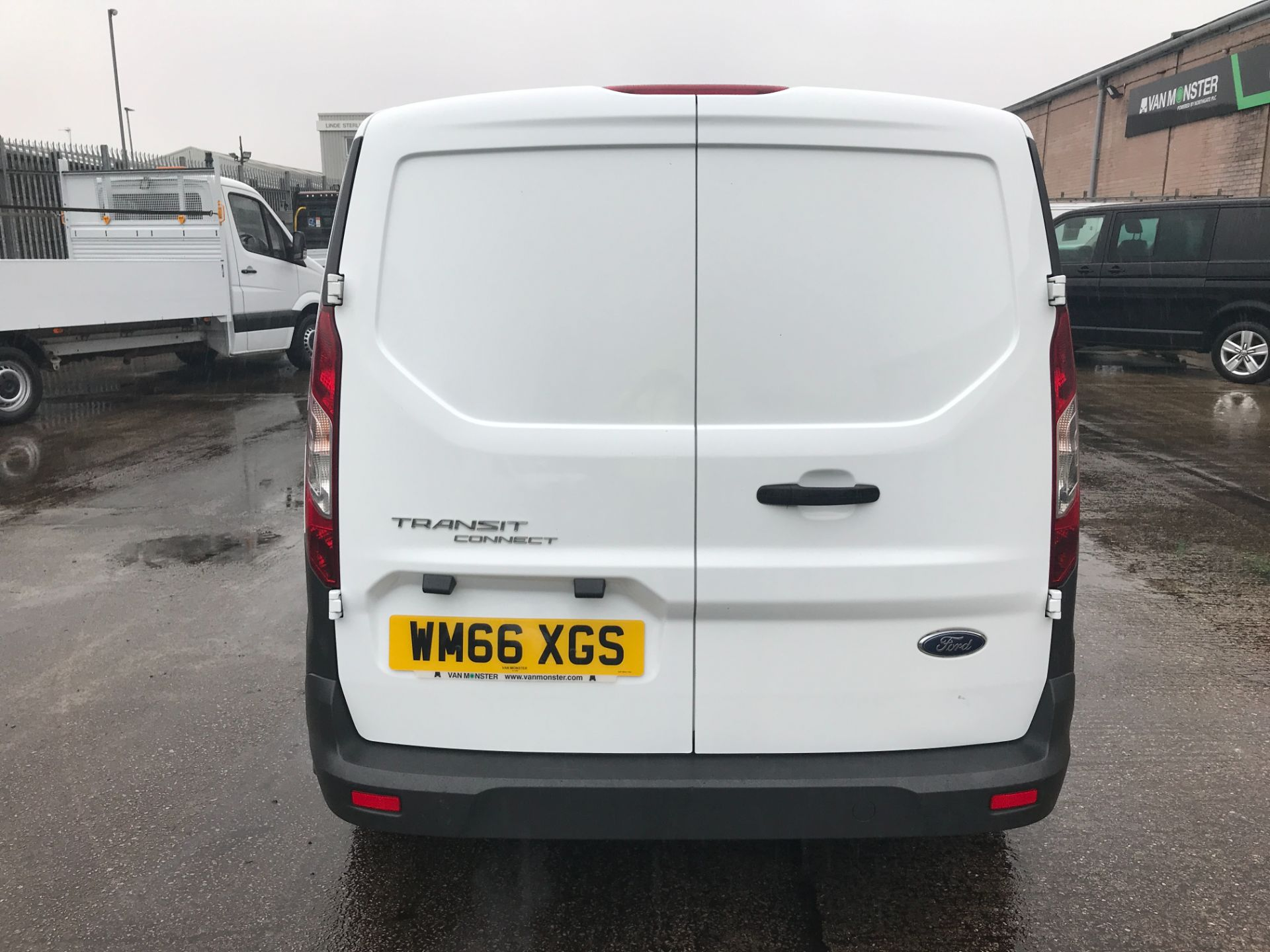 2016 Ford Transit Connect T200 L1 H1 1.5TDCI 75PS EURO 6 (WM66XGS) Image 9