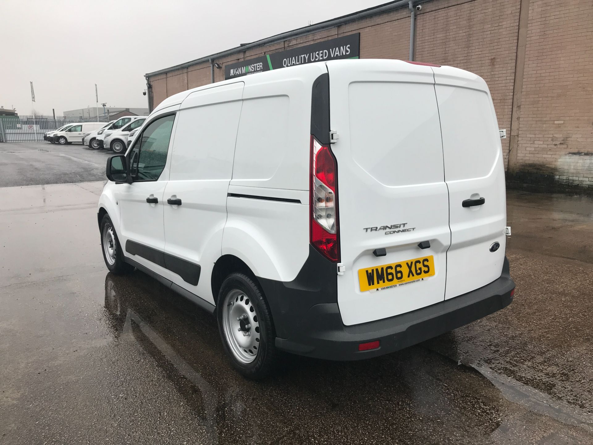 2016 Ford Transit Connect T200 L1 H1 1.5TDCI 75PS EURO 6 (WM66XGS) Image 10
