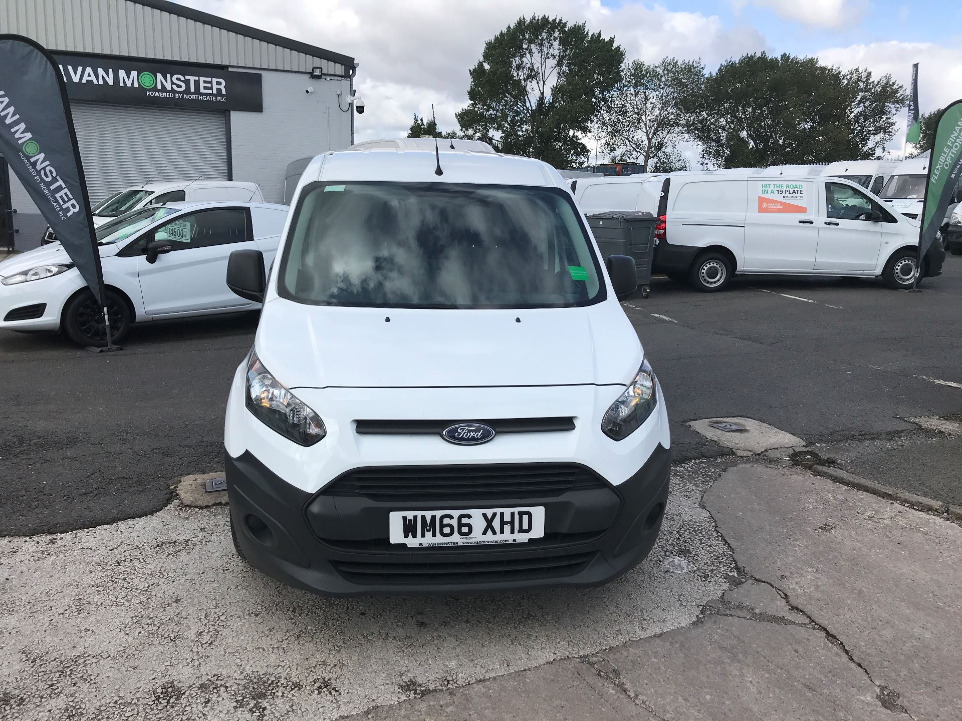2016 Ford Transit Connect T200 L1 H1 1.5TDCI 75PS  (WM66XHD) Image 2