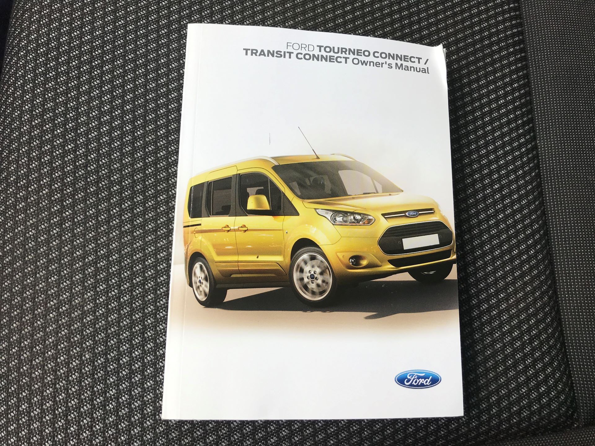 2016 Ford Transit Connect T200 L1 H1 1.5TDCI 75PS  (WM66XHD) Image 17